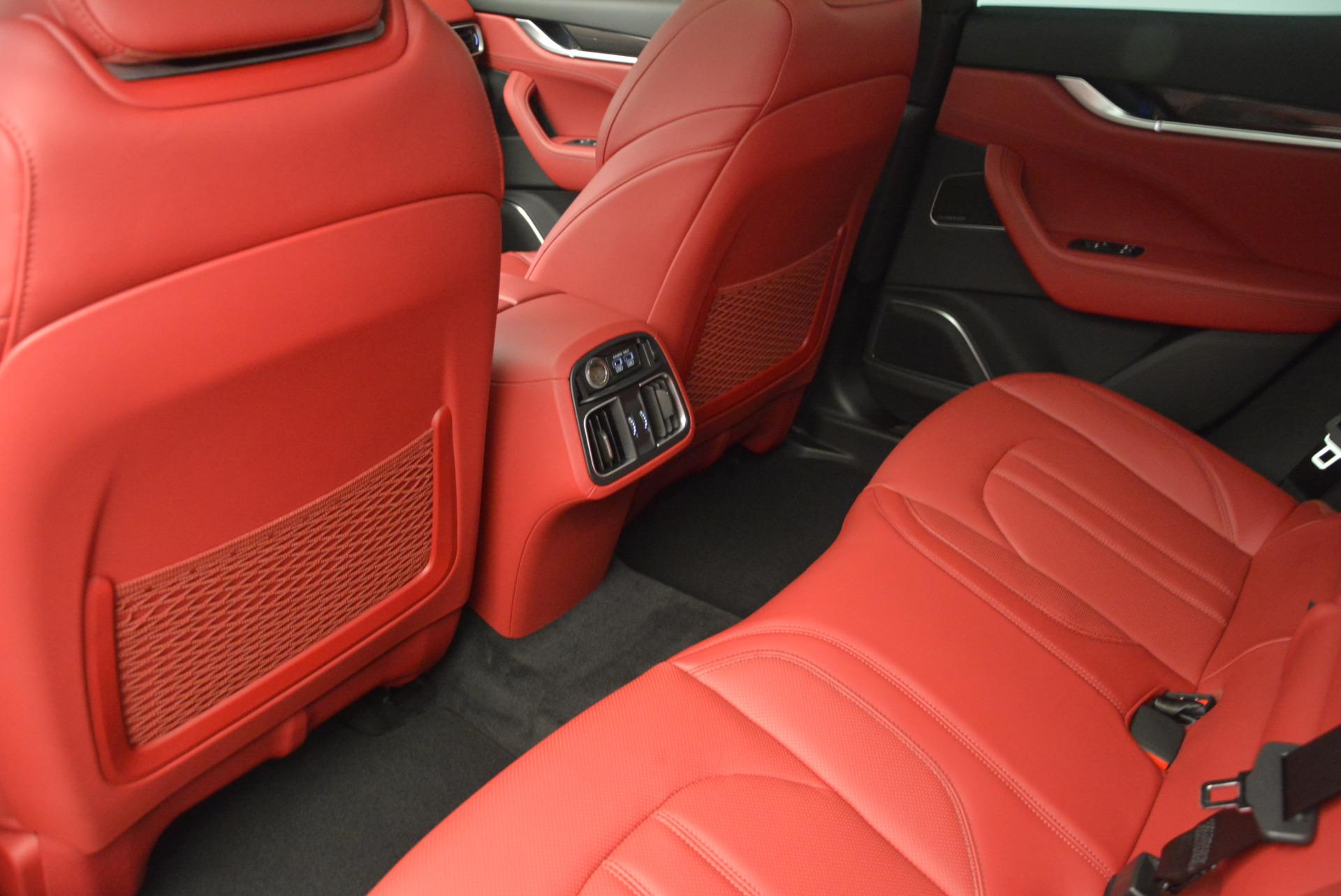 Used 2017 Maserati Levante Ex Service Loaner For Sale In Greenwich, CT 631_p18