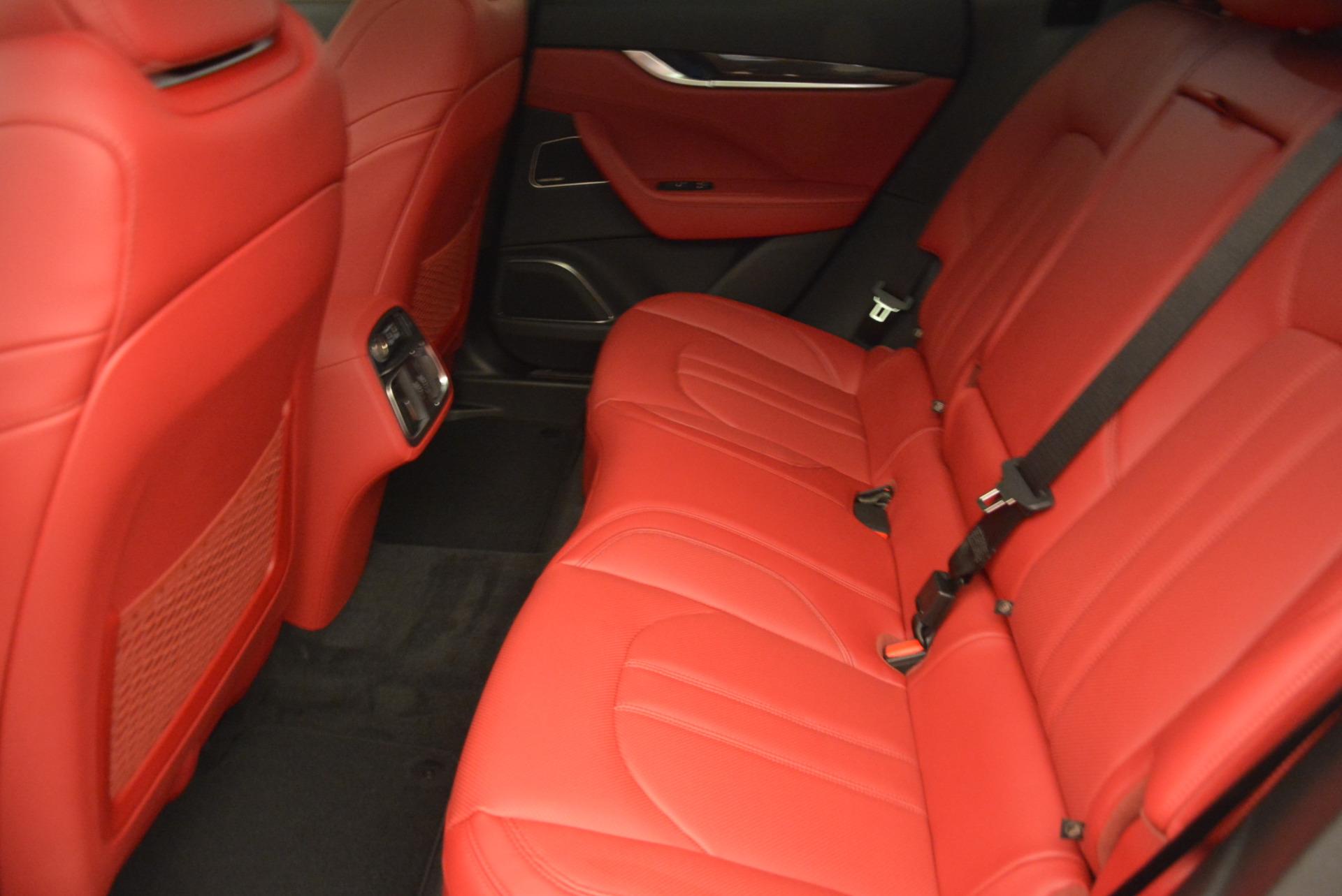 Used 2017 Maserati Levante Ex Service Loaner For Sale In Greenwich, CT 631_p19