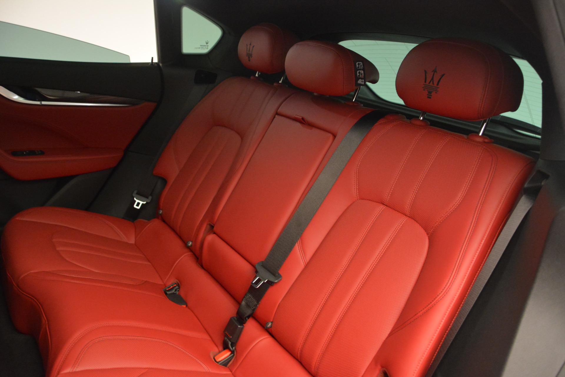 Used 2017 Maserati Levante Ex Service Loaner For Sale In Greenwich, CT 631_p20