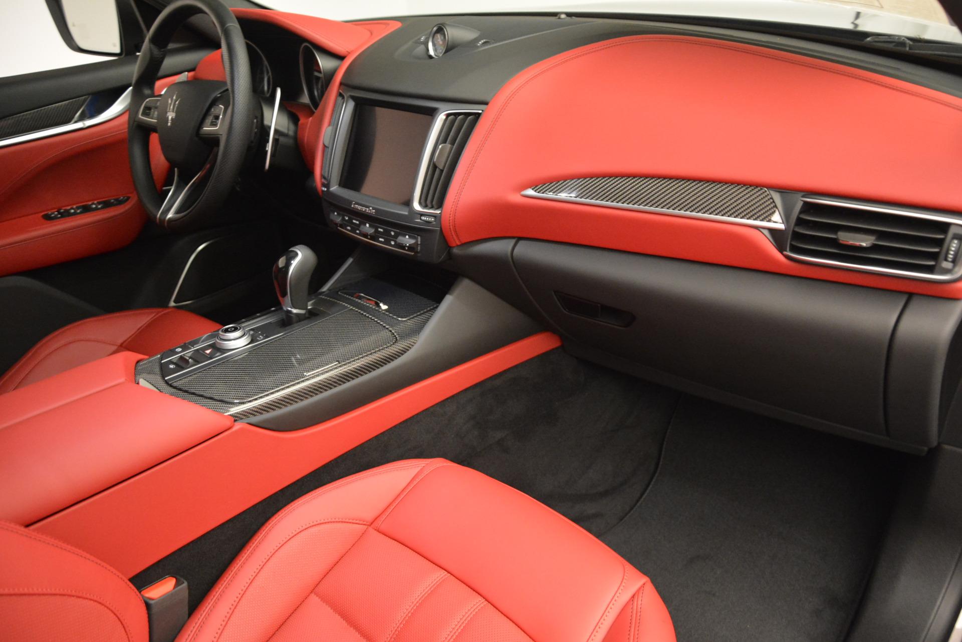 Used 2017 Maserati Levante Ex Service Loaner For Sale In Greenwich, CT 631_p21