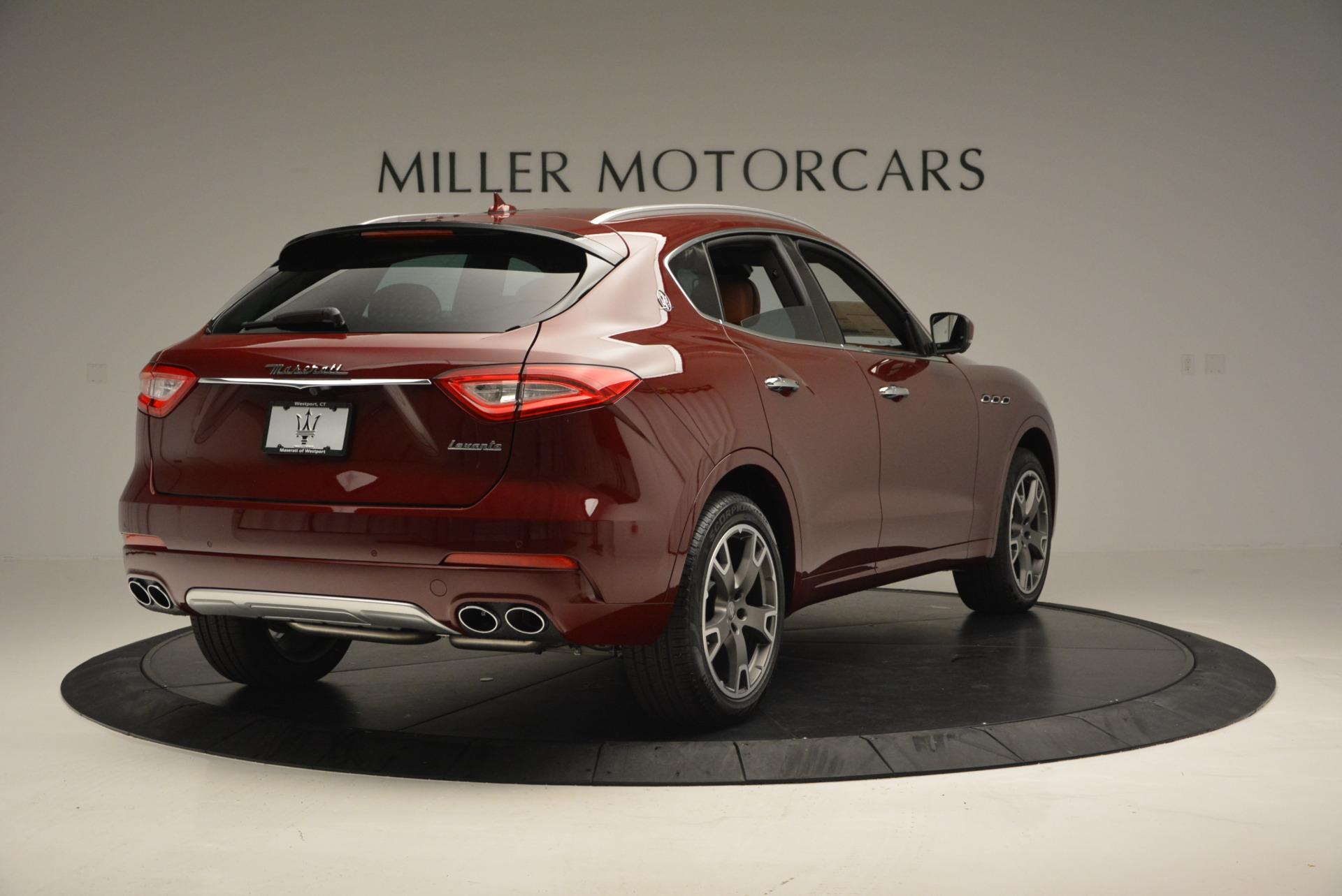 New 2017 Maserati Levante  For Sale In Greenwich, CT 632_p7