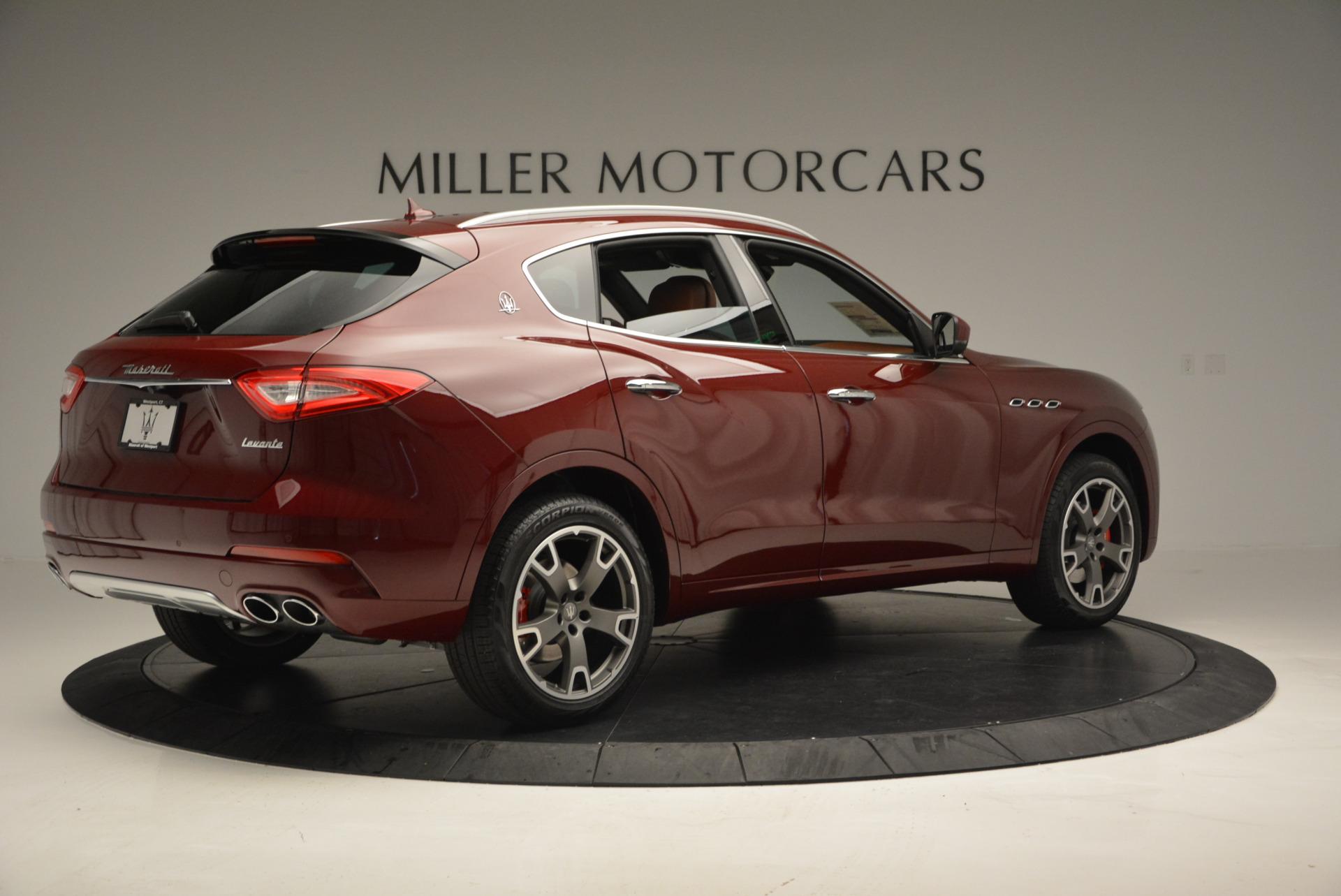 New 2017 Maserati Levante  For Sale In Greenwich, CT 632_p8