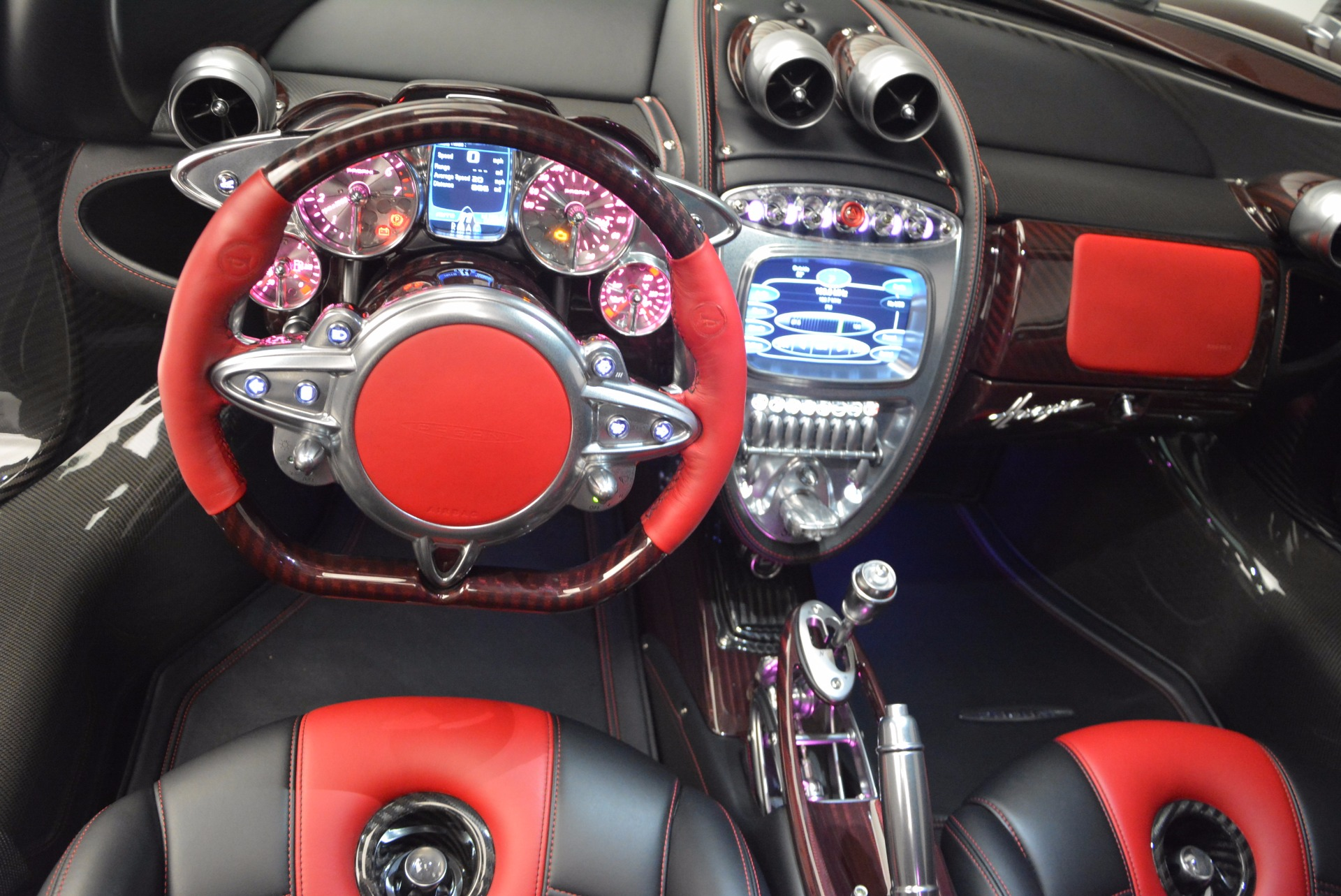 Used 2014 Pagani Huyara  For Sale In Greenwich, CT 633_p12