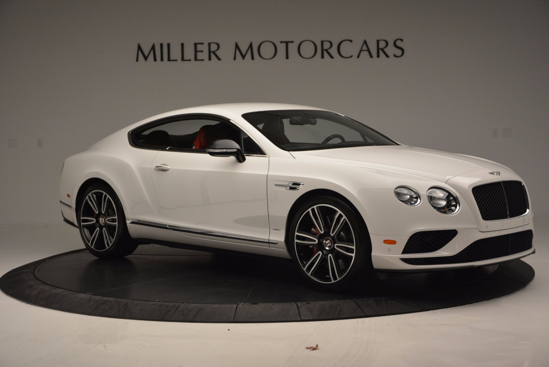 New 2017 Bentley Continental GT V8 S  For Sale In Greenwich, CT 637_p10