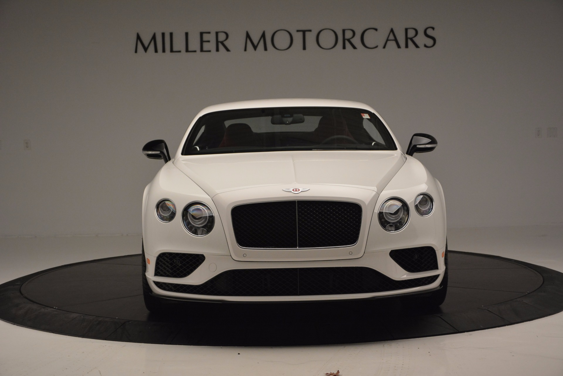 New 2017 Bentley Continental GT V8 S  For Sale In Greenwich, CT 637_p12