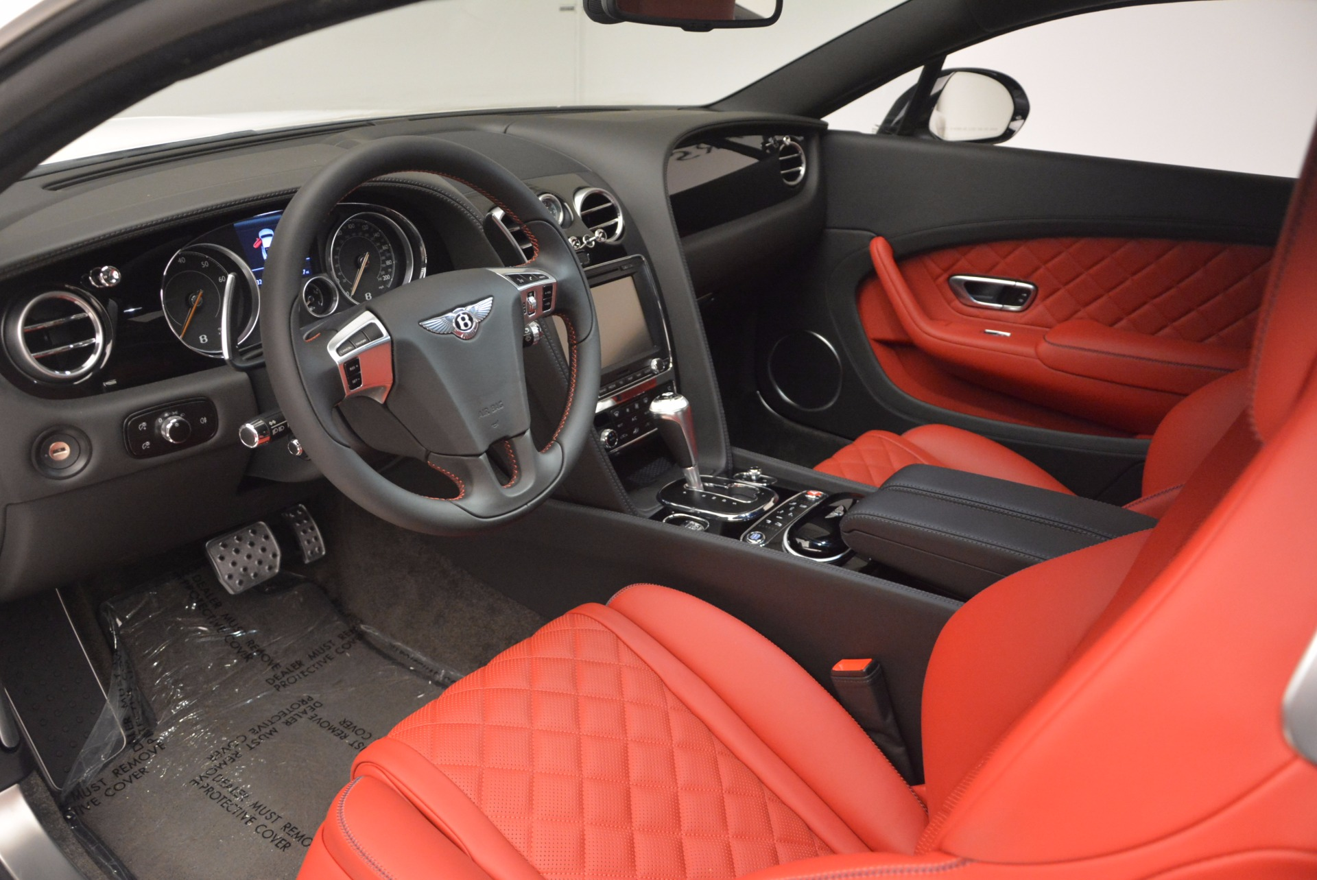 New 2017 Bentley Continental GT V8 S  For Sale In Greenwich, CT 637_p14