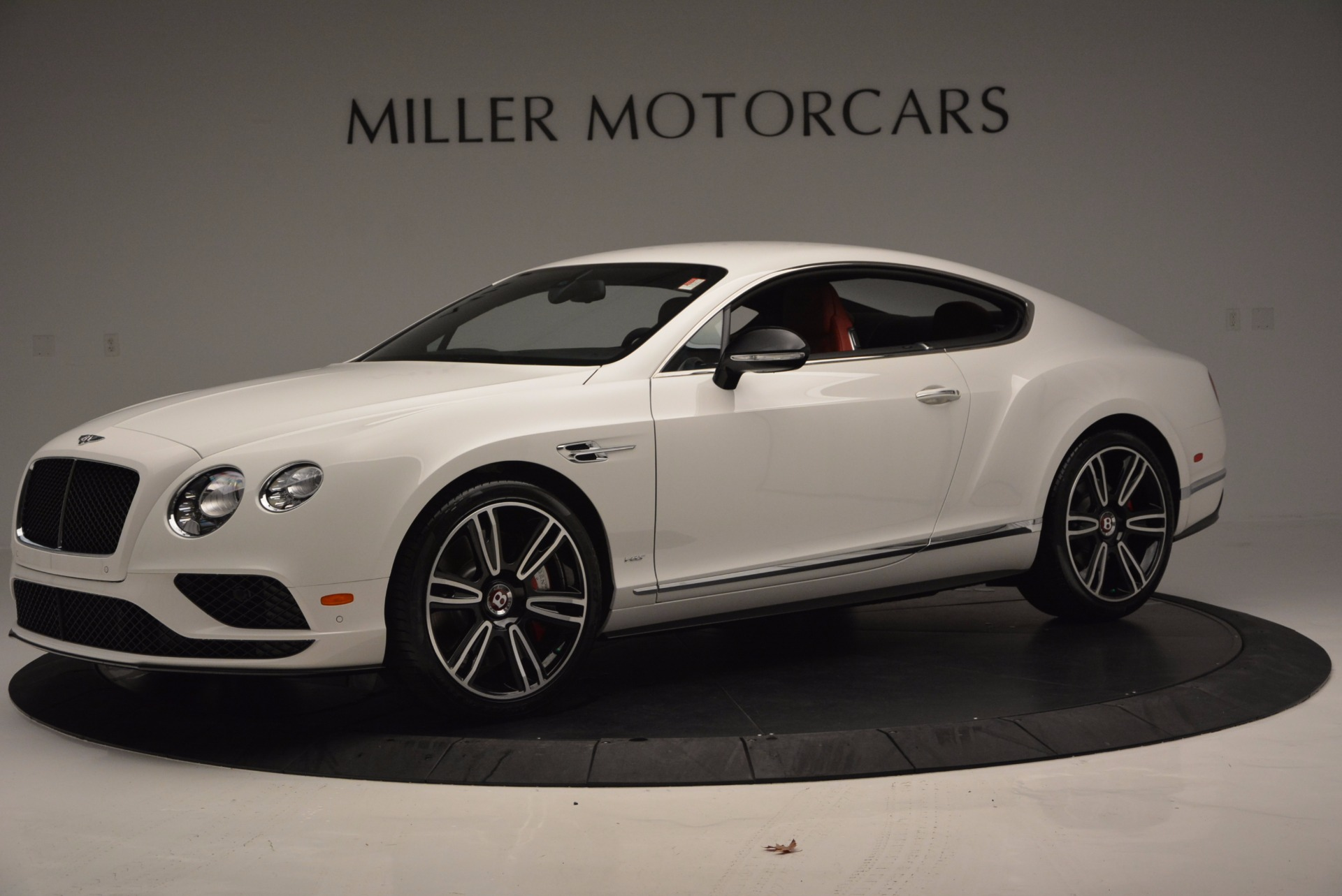 New 2017 Bentley Continental GT V8 S  For Sale In Greenwich, CT 637_p2