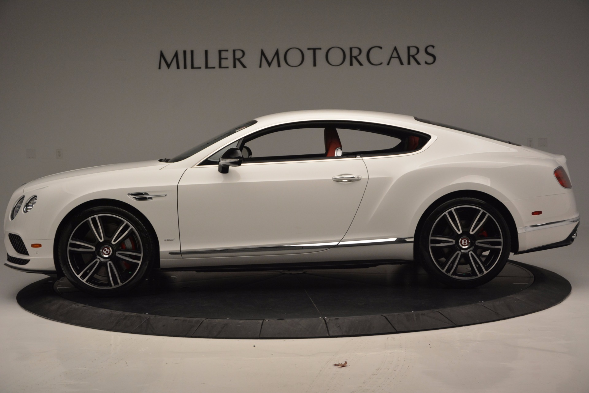 New 2017 Bentley Continental GT V8 S  For Sale In Greenwich, CT 637_p3