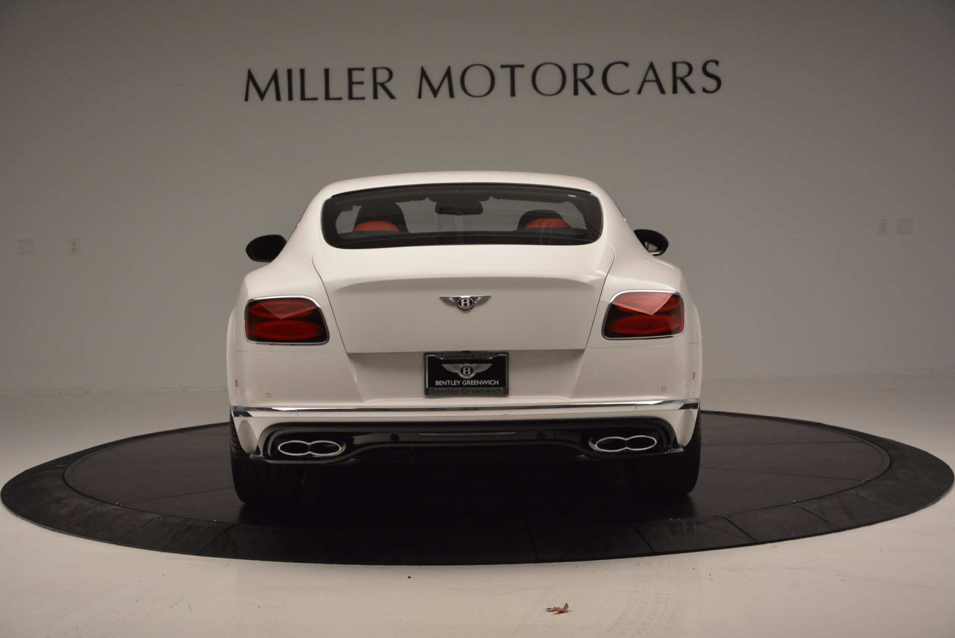 New 2017 Bentley Continental GT V8 S  For Sale In Greenwich, CT 637_p6