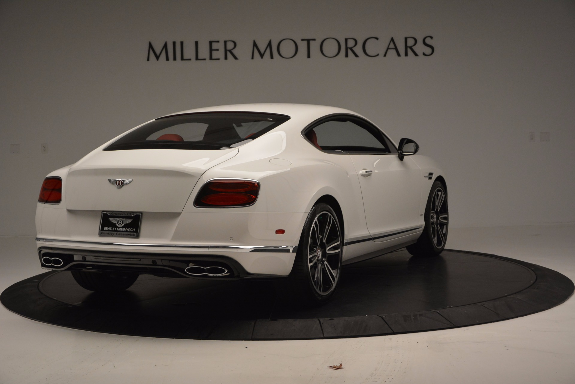 New 2017 Bentley Continental GT V8 S  For Sale In Greenwich, CT 637_p7