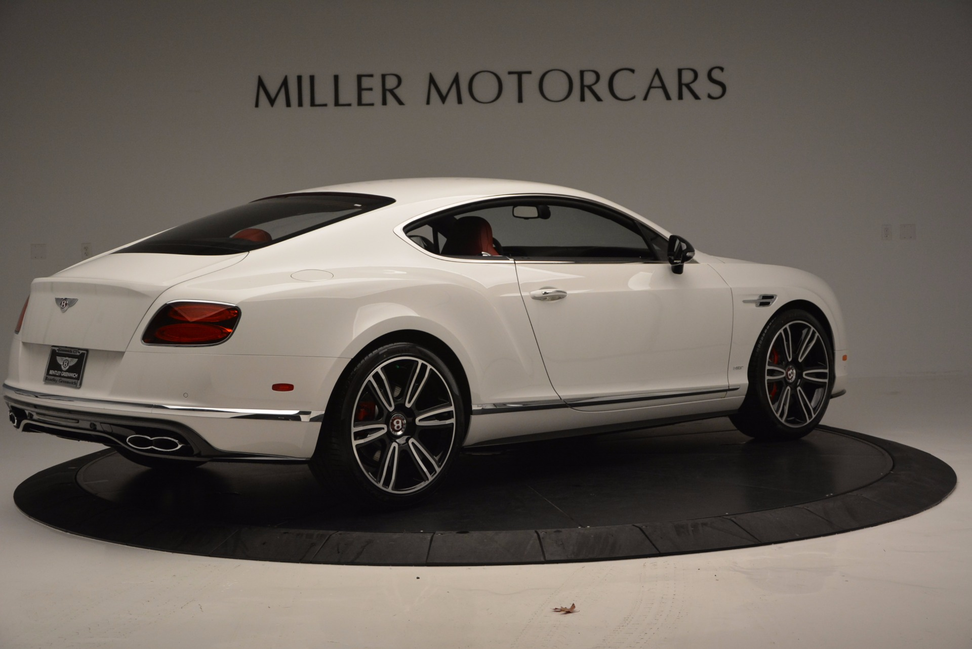 New 2017 Bentley Continental GT V8 S  For Sale In Greenwich, CT 637_p8