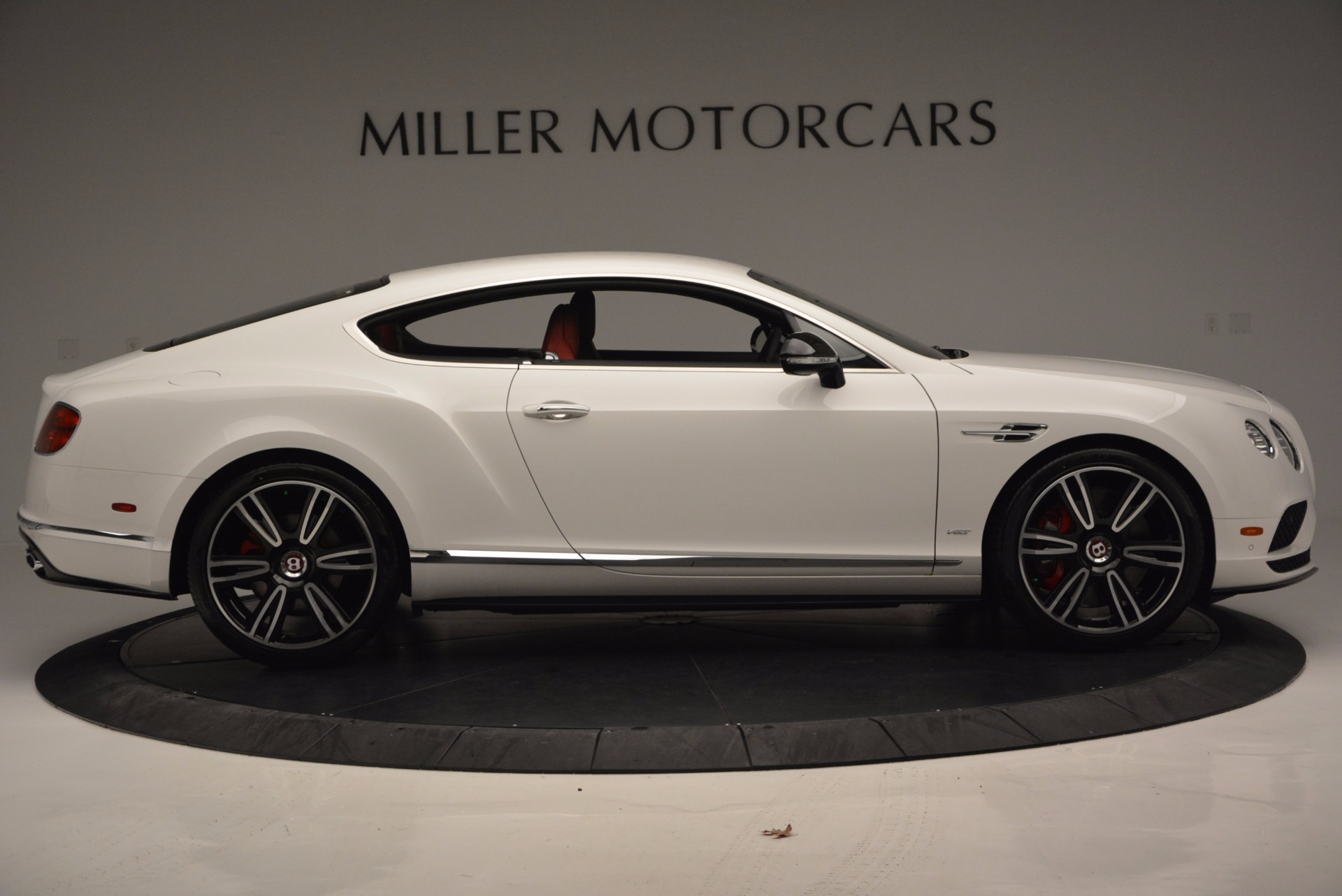 New 2017 Bentley Continental GT V8 S  For Sale In Greenwich, CT 637_p9