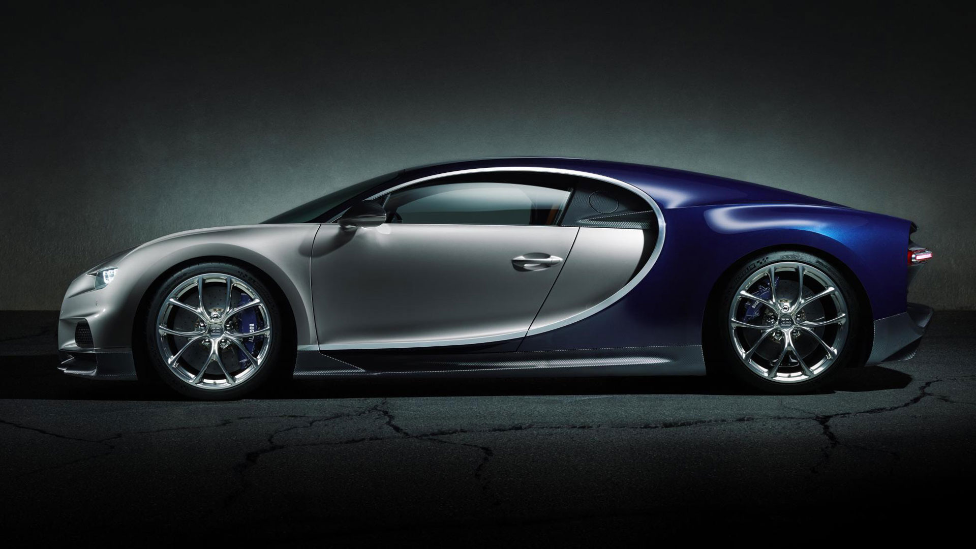 New 2020 Bugatti Chiron  For Sale In Greenwich, CT 639_p3