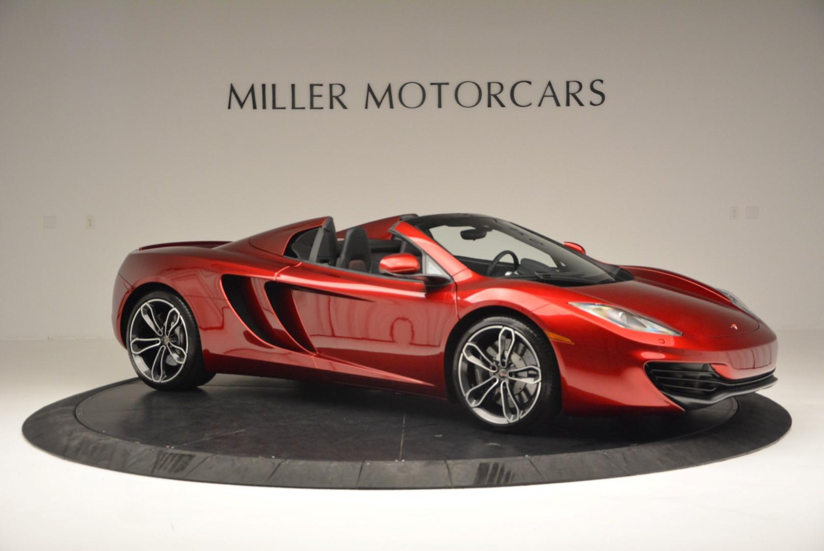 Used 2013 McLaren MP4-12C Base For Sale In Greenwich, CT 64_p10