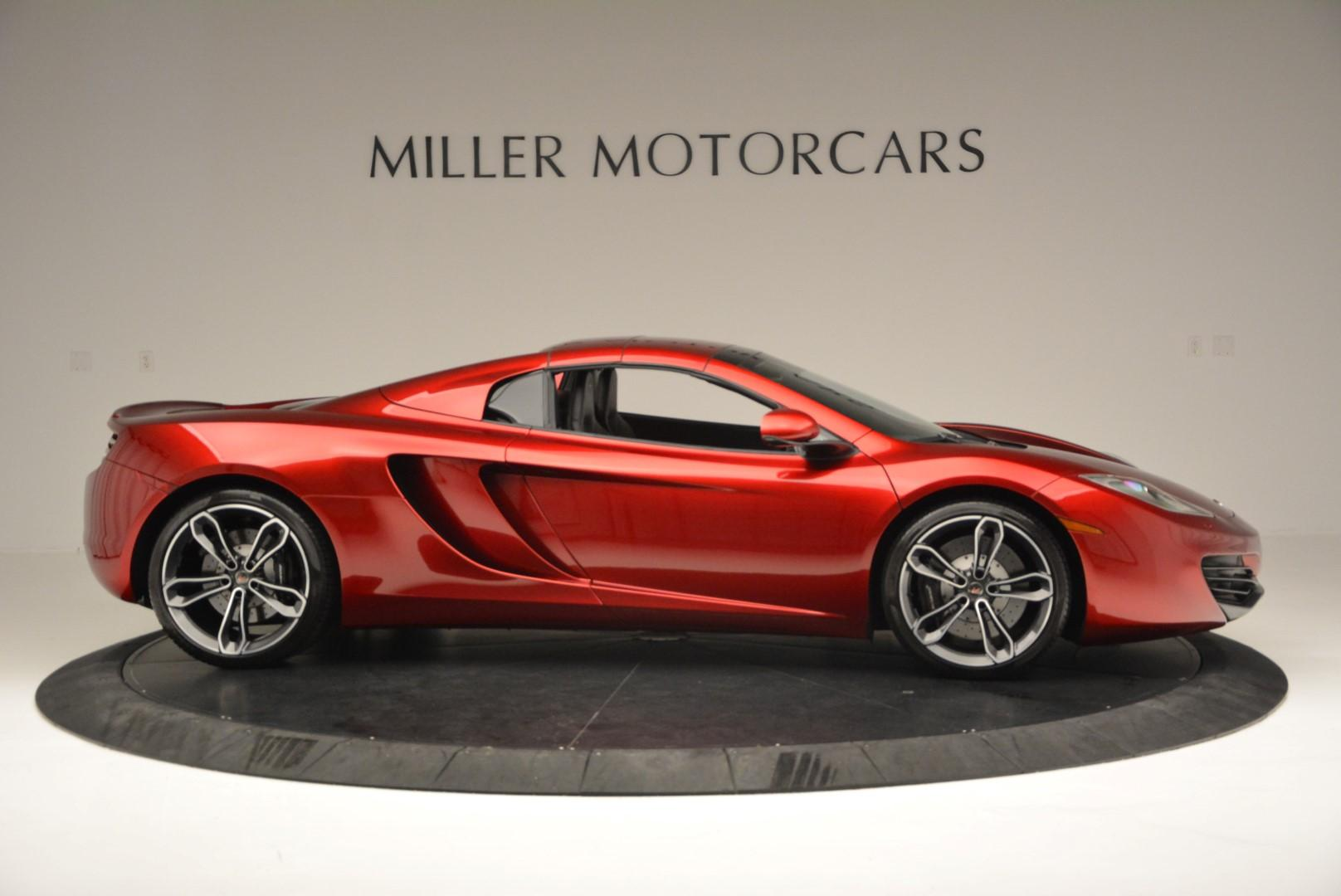 Used 2013 McLaren MP4-12C Base For Sale In Greenwich, CT 64_p18