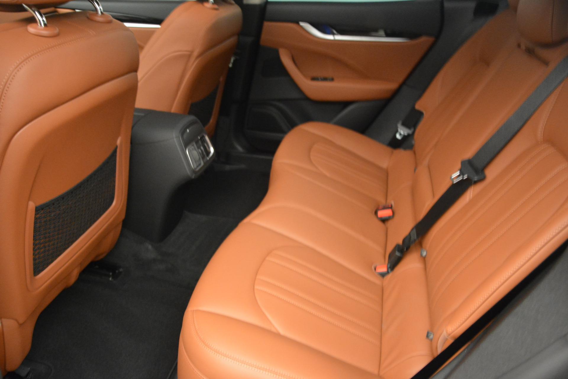 New 2017 Maserati Levante  For Sale In Greenwich, CT 641_p17