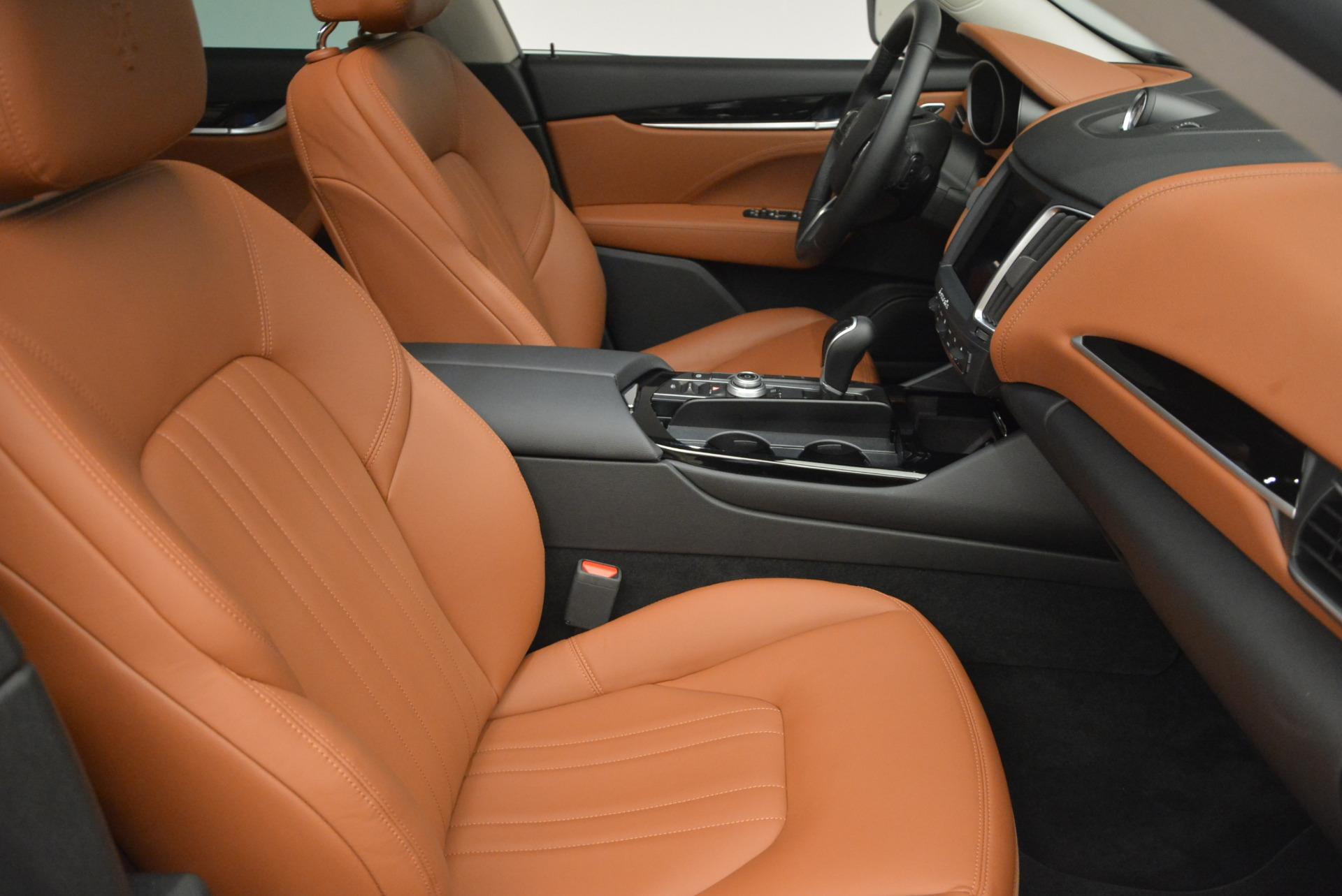 New 2017 Maserati Levante  For Sale In Greenwich, CT 641_p20
