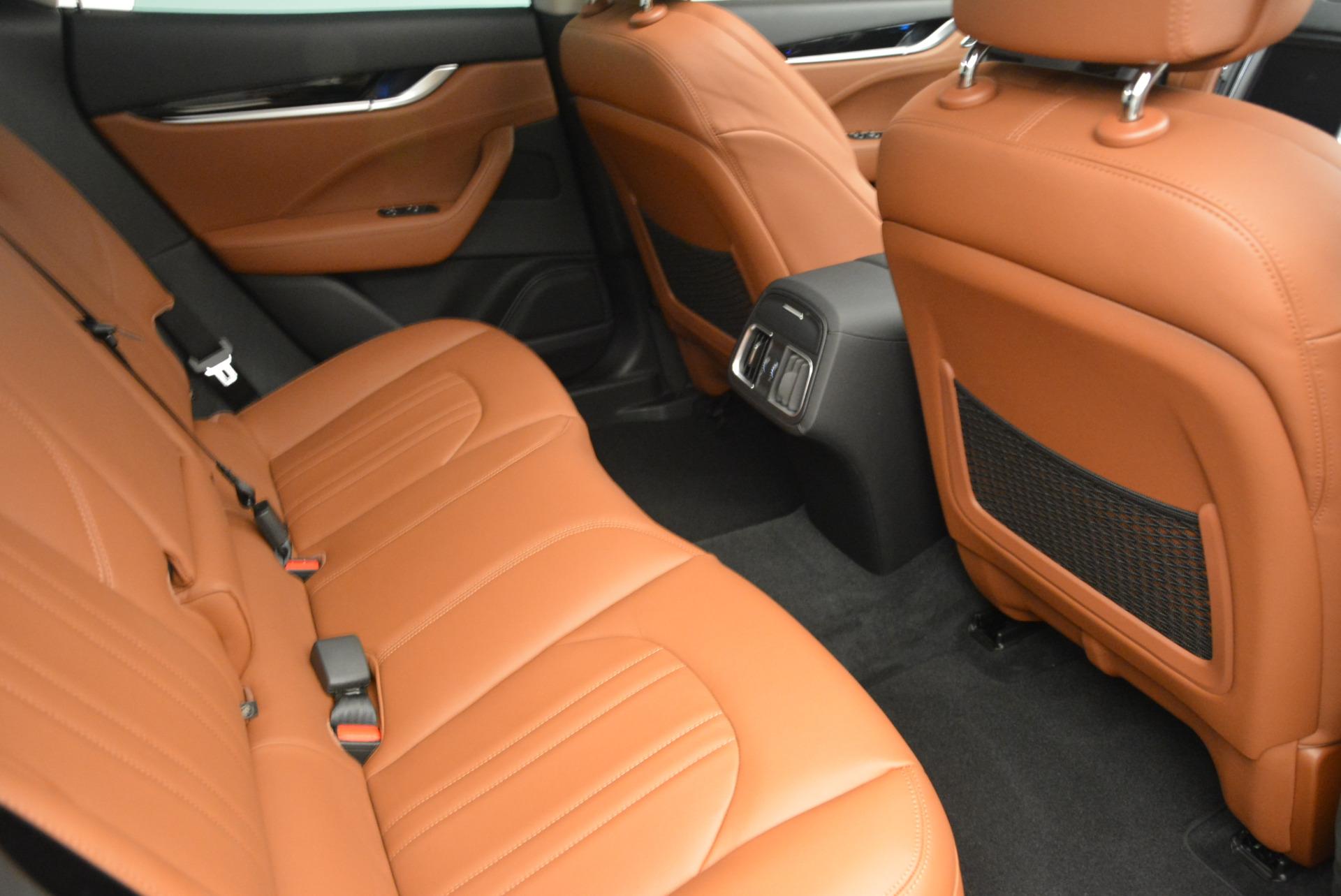 New 2017 Maserati Levante  For Sale In Greenwich, CT 641_p22