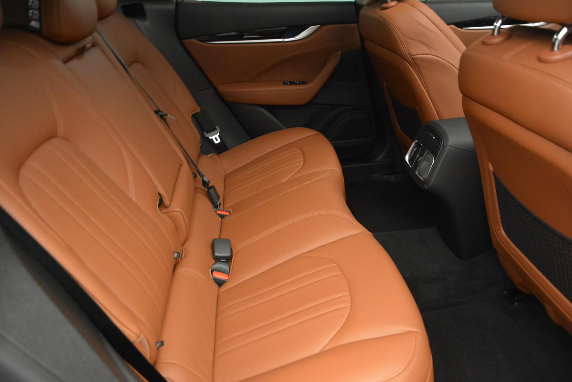 New 2017 Maserati Levante  For Sale In Greenwich, CT 641_p23
