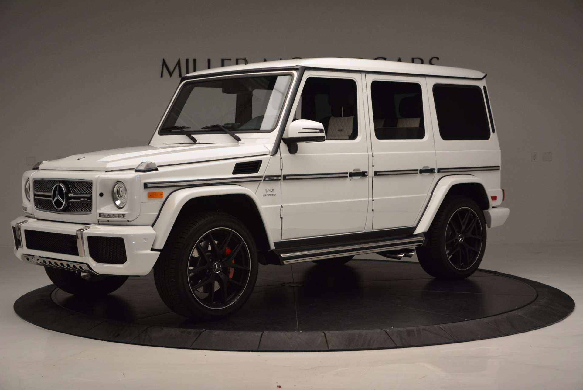 Used 2016 Mercedes Benz G-Class AMG G65 For Sale In Greenwich, CT 642_p2