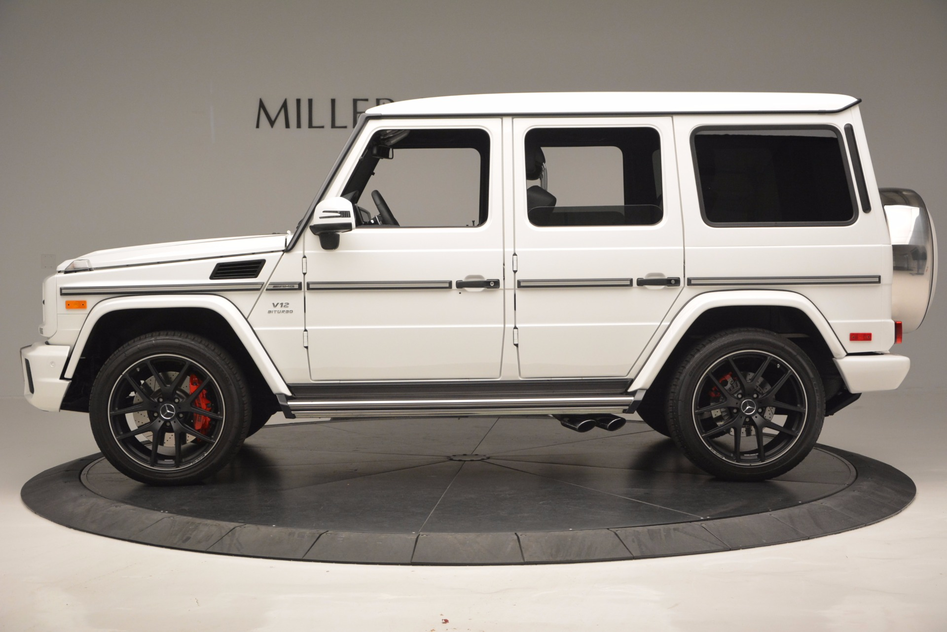 Used 2016 Mercedes Benz G-Class AMG G65 For Sale In Greenwich, CT 642_p3