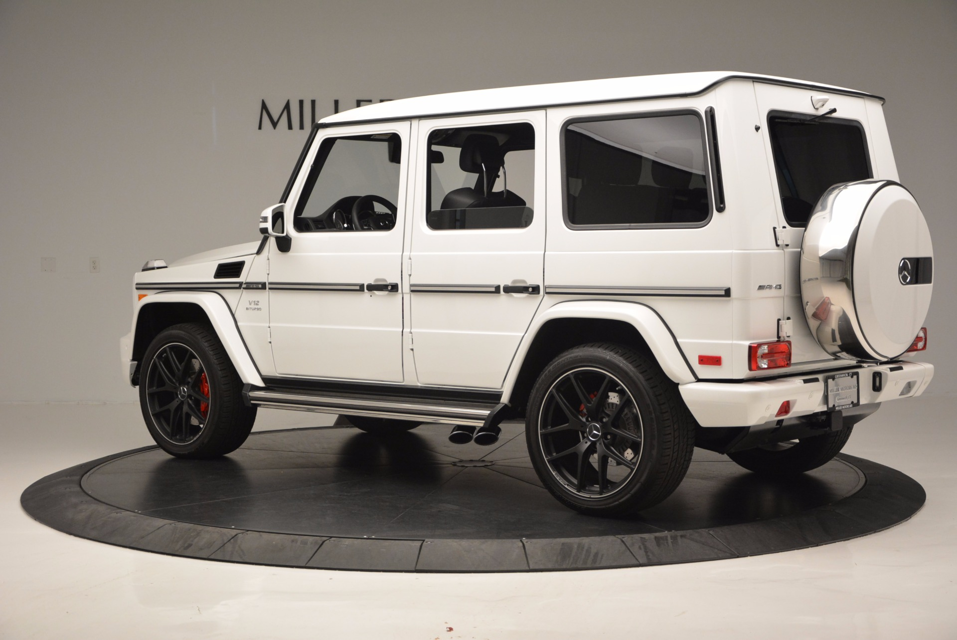 Used 2016 Mercedes Benz G-Class AMG G65 For Sale In Greenwich, CT 642_p4