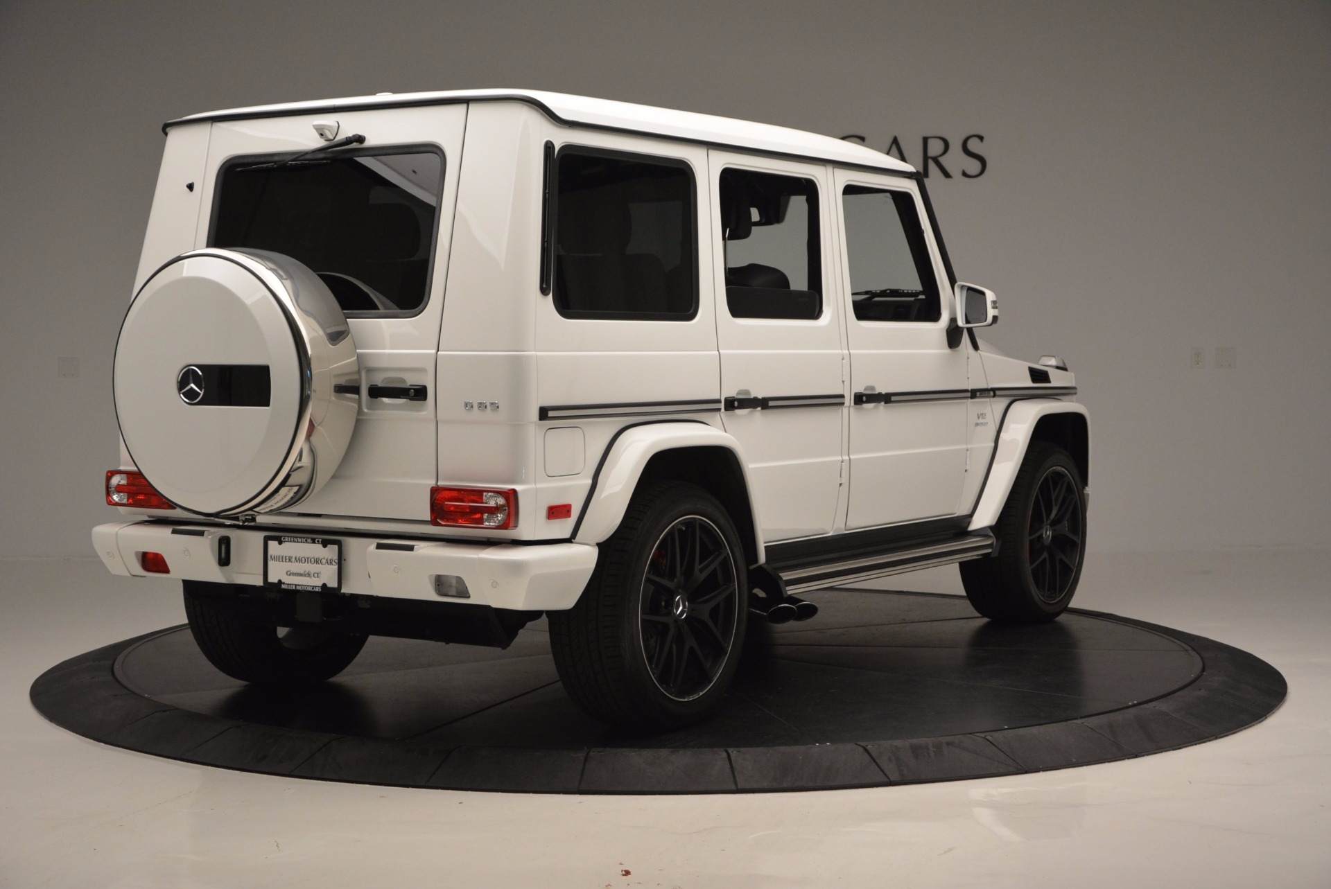 Used 2016 Mercedes Benz G-Class AMG G65 For Sale In Greenwich, CT 642_p7