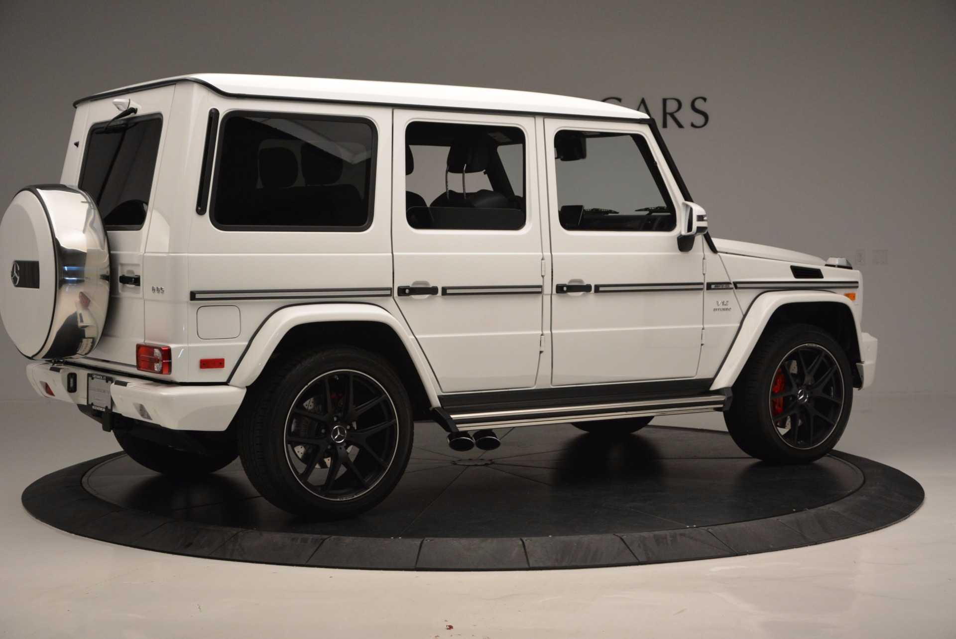 Used 2016 Mercedes Benz G-Class AMG G65 For Sale In Greenwich, CT 642_p8