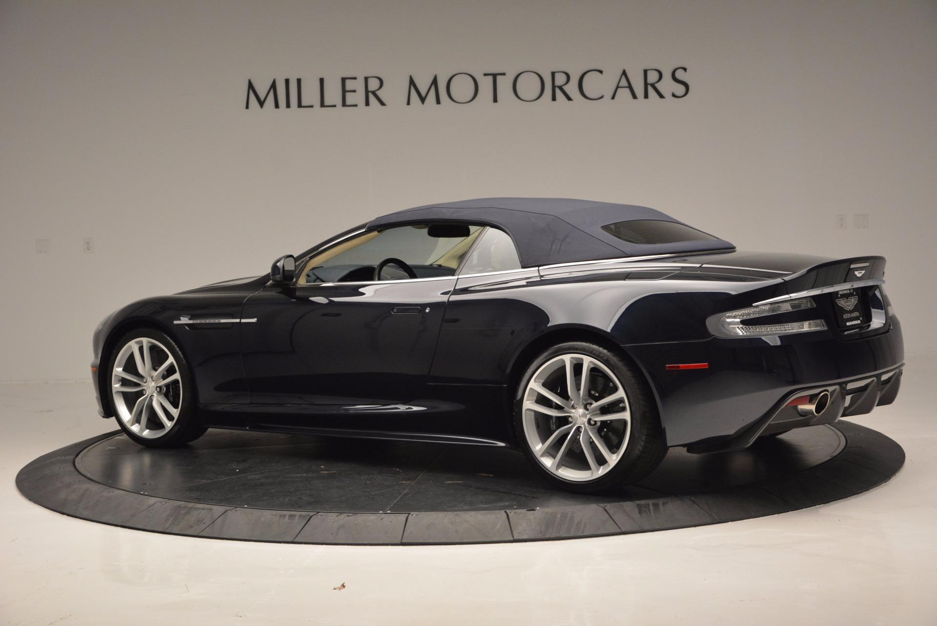 Used 2012 Aston Martin DBS Volante For Sale In Greenwich, CT 644_p16