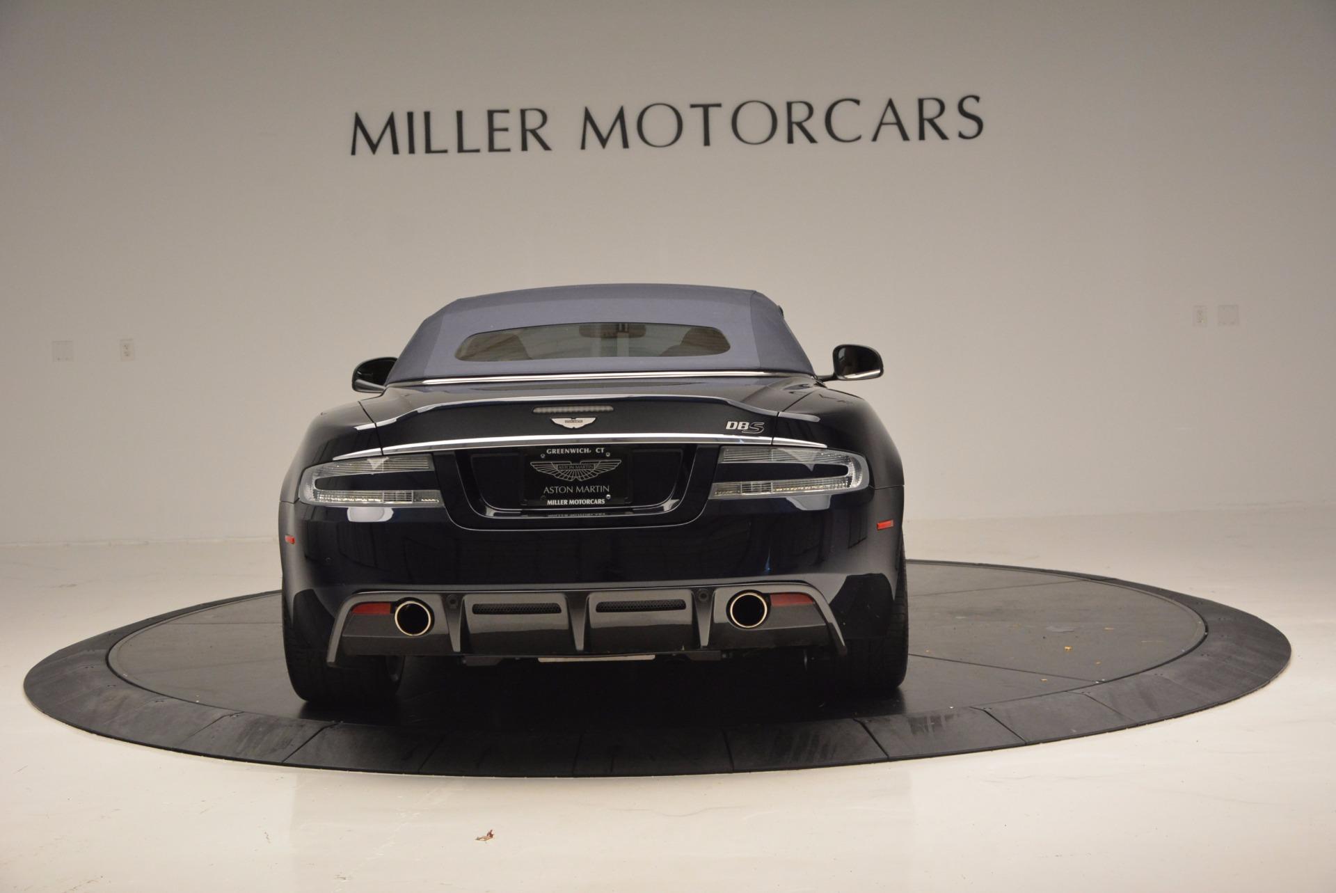 Used 2012 Aston Martin DBS Volante For Sale In Greenwich, CT 644_p18