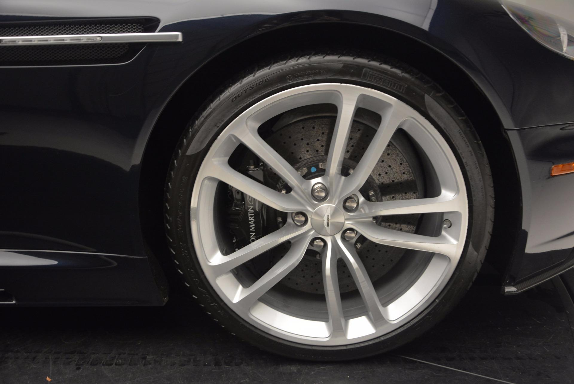 Used 2012 Aston Martin DBS Volante For Sale In Greenwich, CT 644_p36
