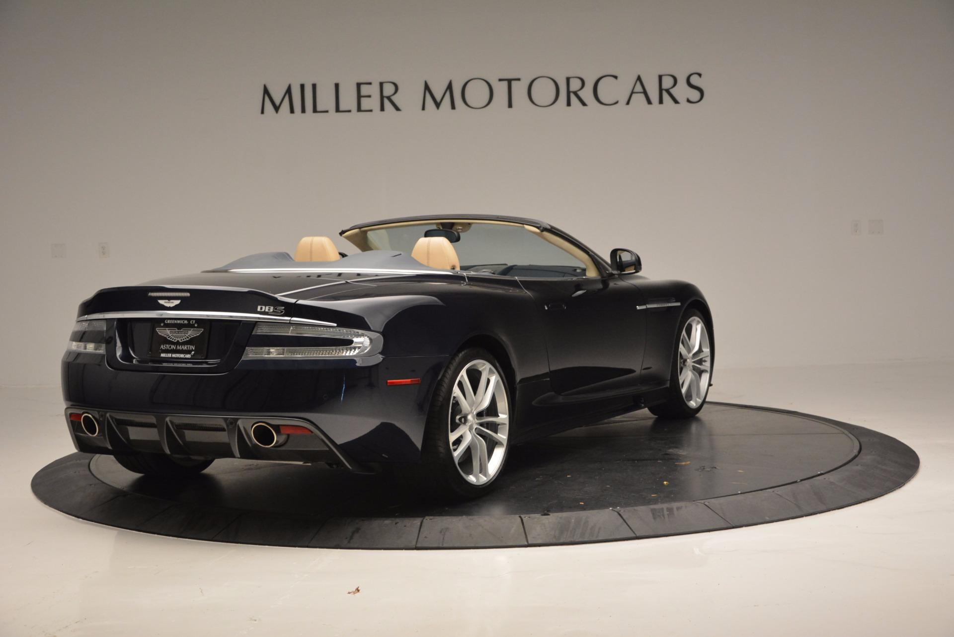 Used 2012 Aston Martin DBS Volante For Sale In Greenwich, CT 644_p7