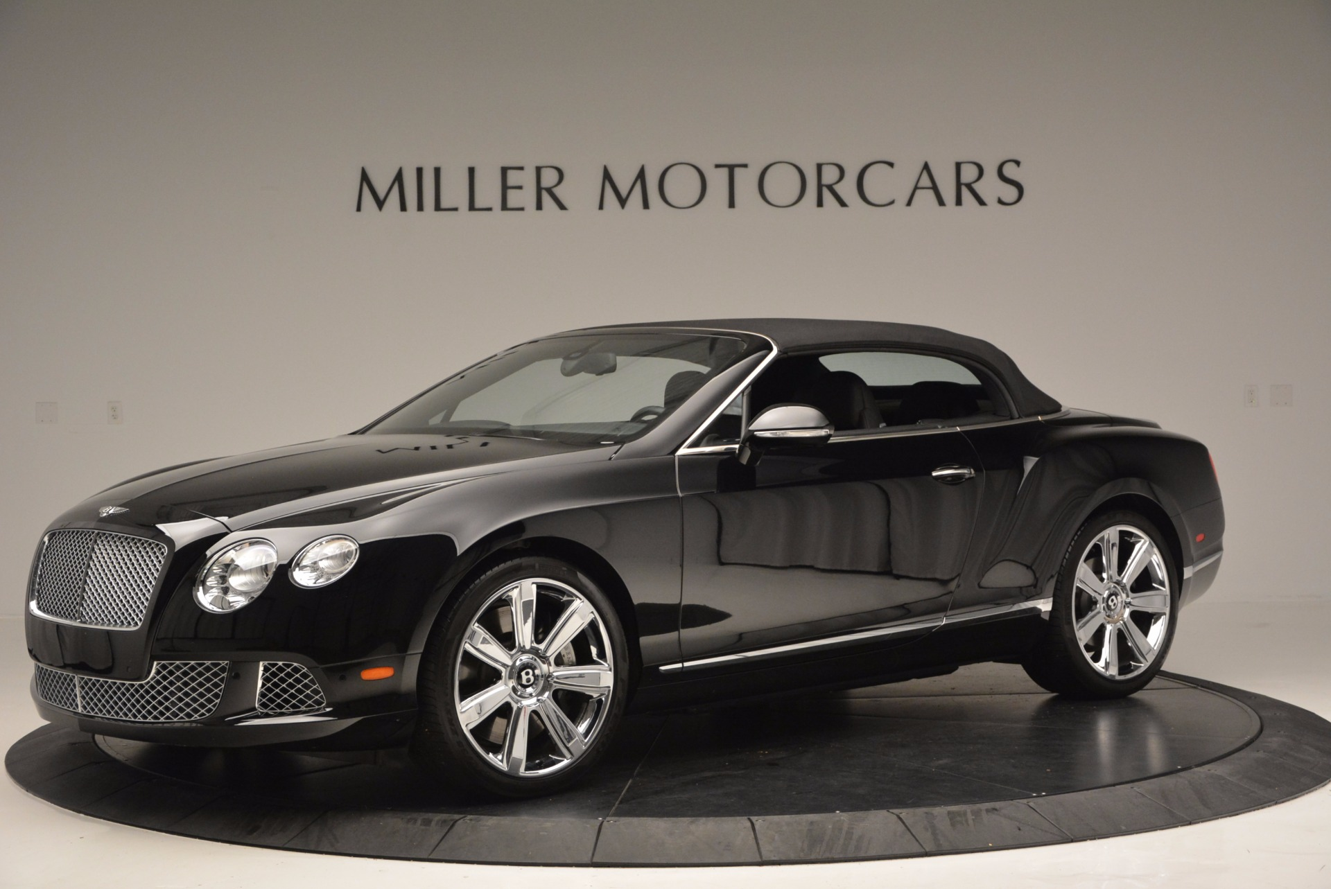 Used 2013 Bentley Continental GTC  For Sale In Greenwich, CT 646_p15