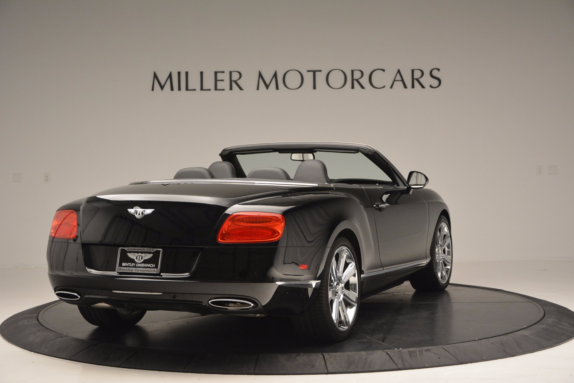 Used 2013 Bentley Continental GTC  For Sale In Greenwich, CT 646_p8