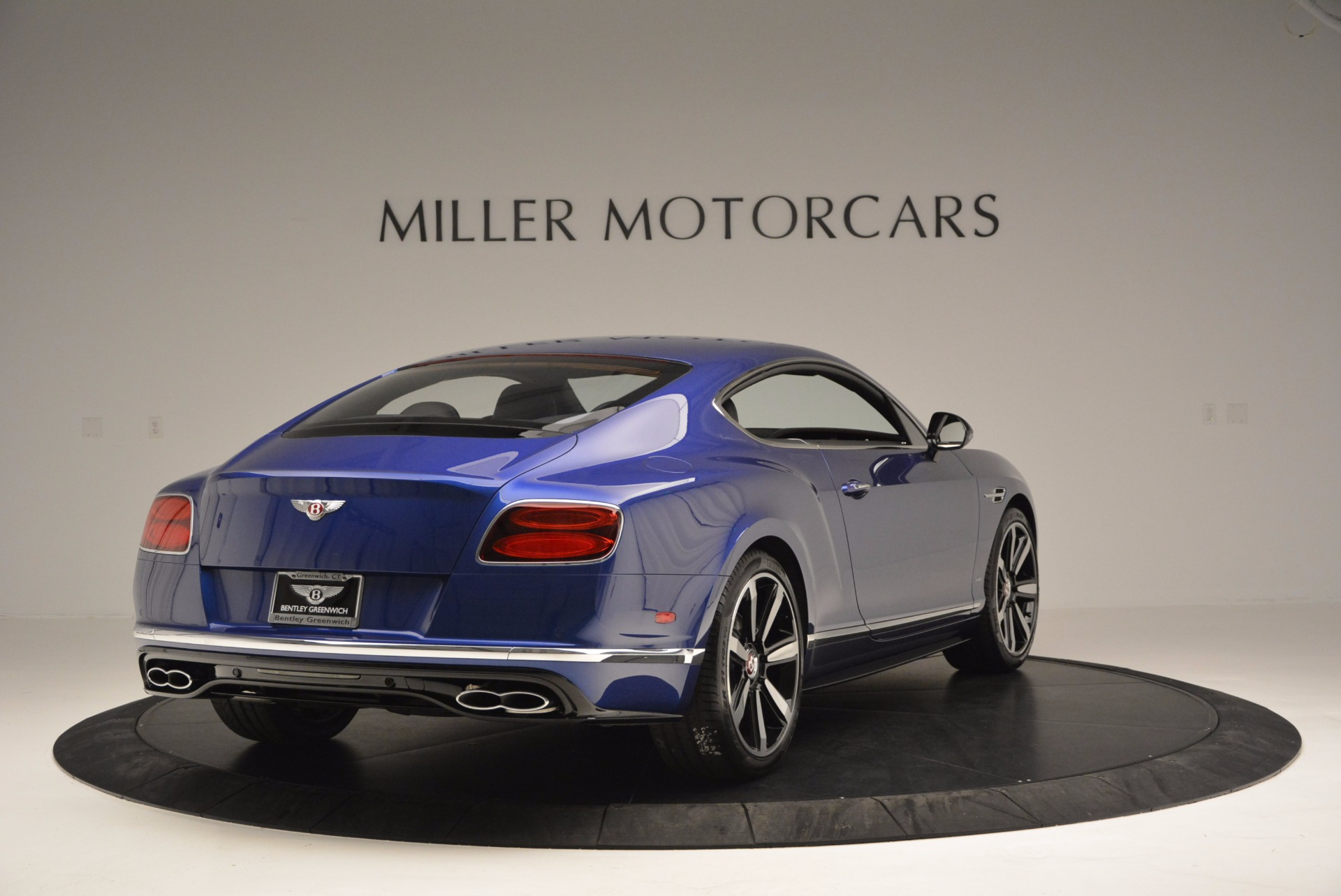 Used 2017 Bentley Continental GT V8 S For Sale In Greenwich, CT 649_p7