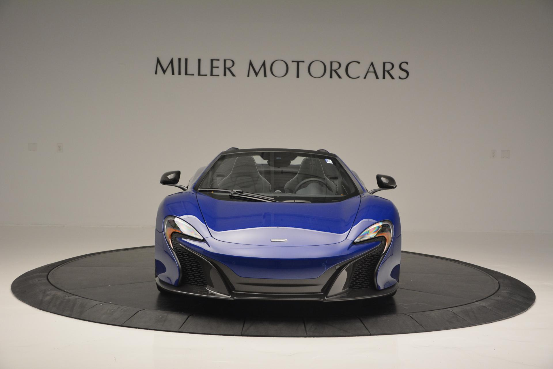 Used 2016 McLaren 650S Spider  For Sale In Greenwich, CT 65_p12