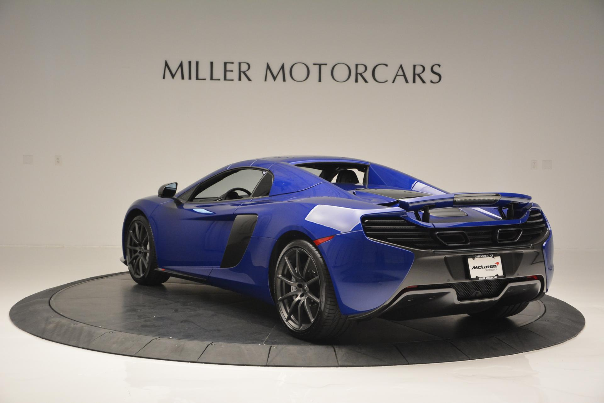 Used 2016 McLaren 650S Spider  For Sale In Greenwich, CT 65_p15