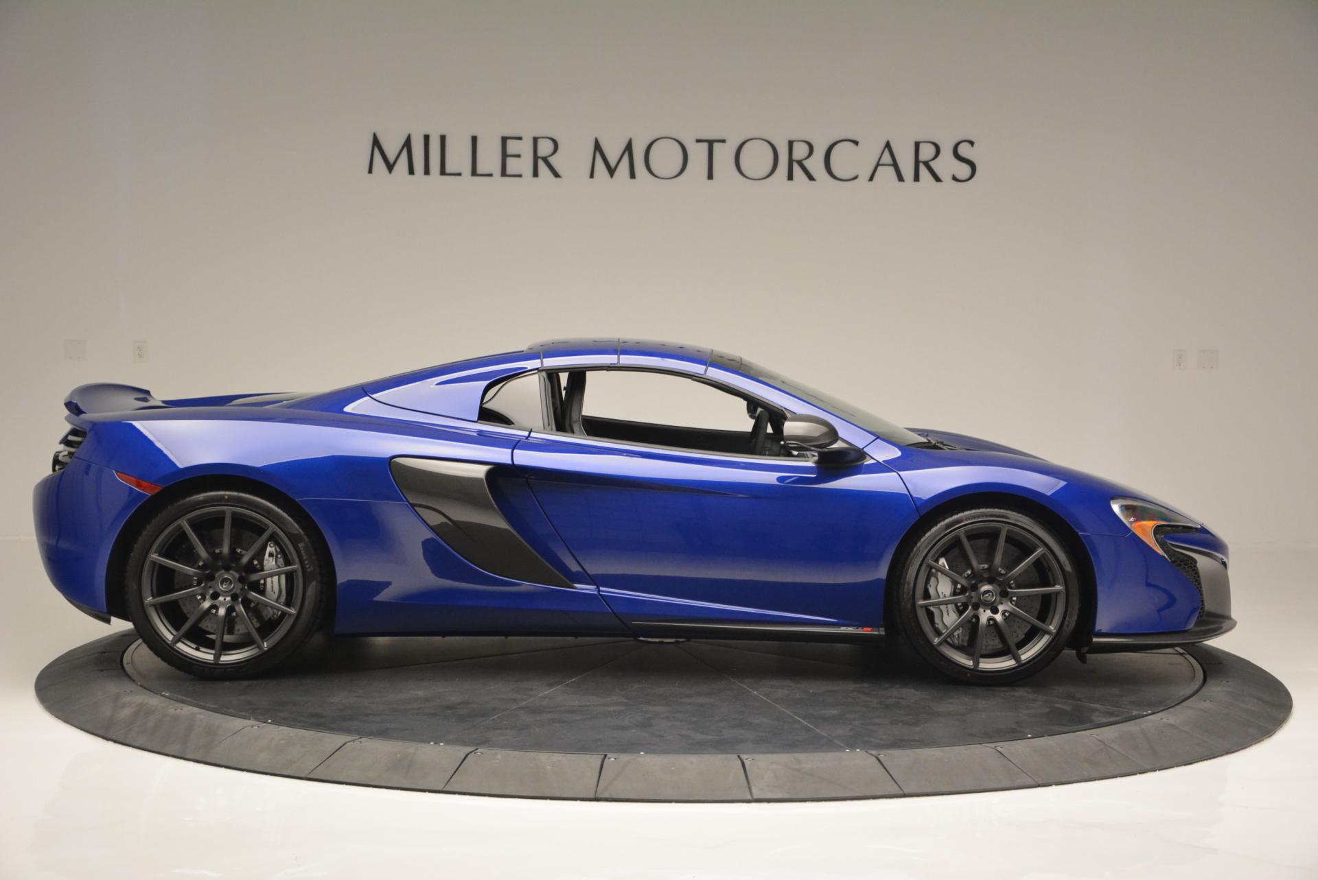 Used 2016 McLaren 650S Spider  For Sale In Greenwich, CT 65_p18