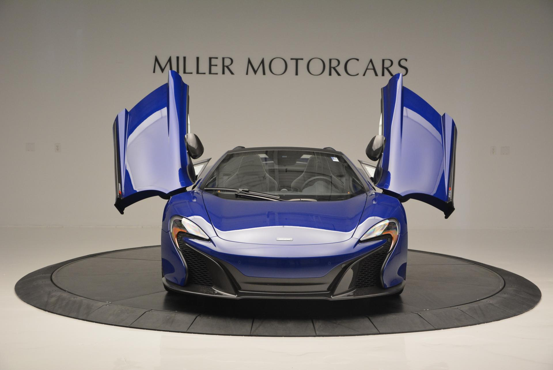 Used 2016 McLaren 650S Spider  For Sale In Greenwich, CT 65_p20