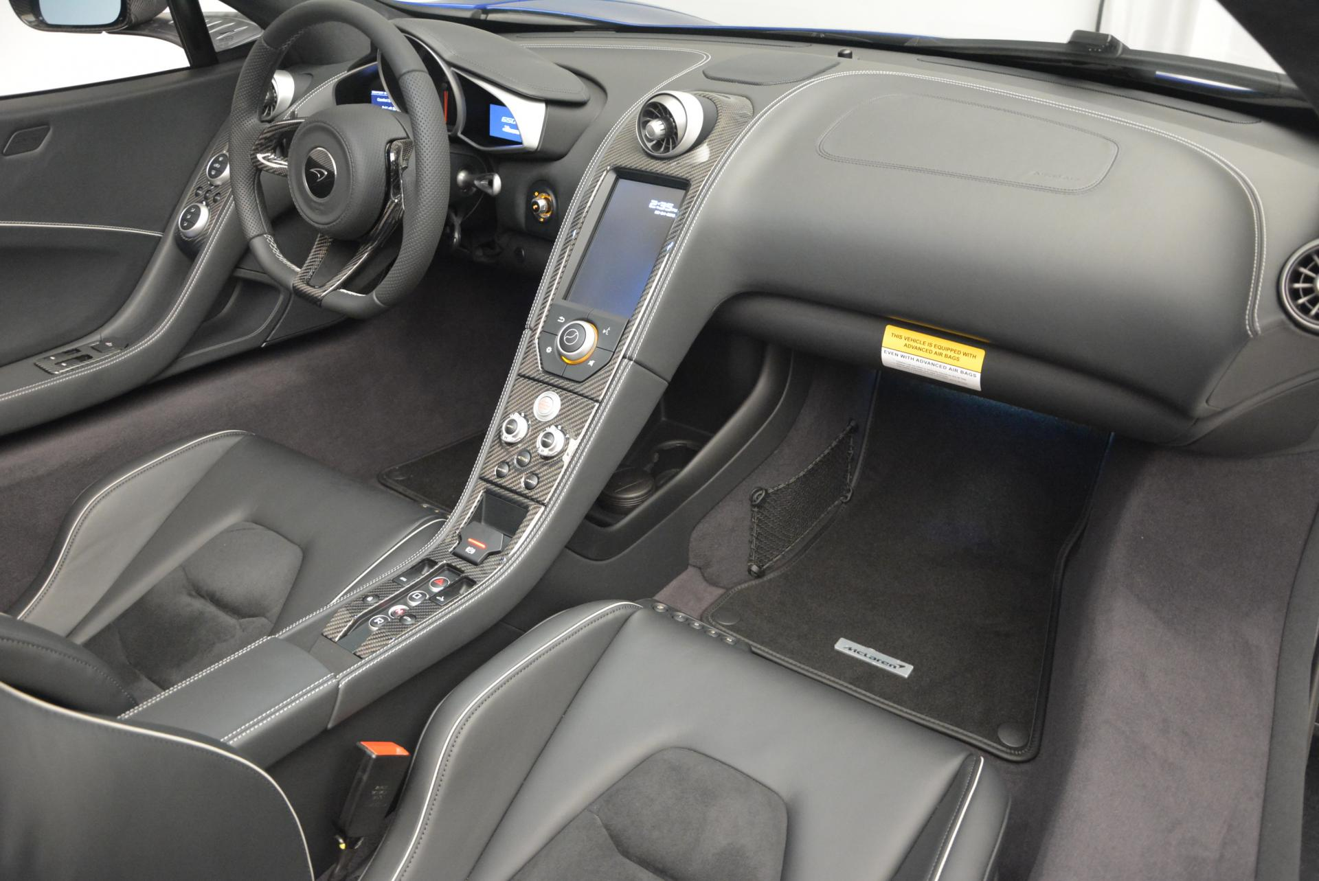 Used 2016 McLaren 650S Spider  For Sale In Greenwich, CT 65_p25