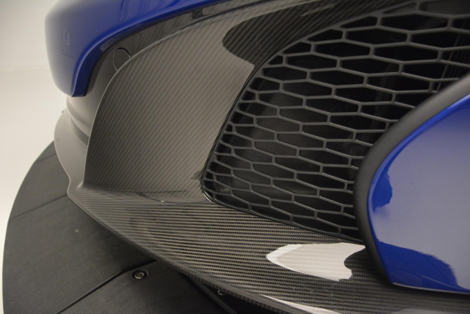 Used 2016 McLaren 650S Spider  For Sale In Greenwich, CT 65_p28
