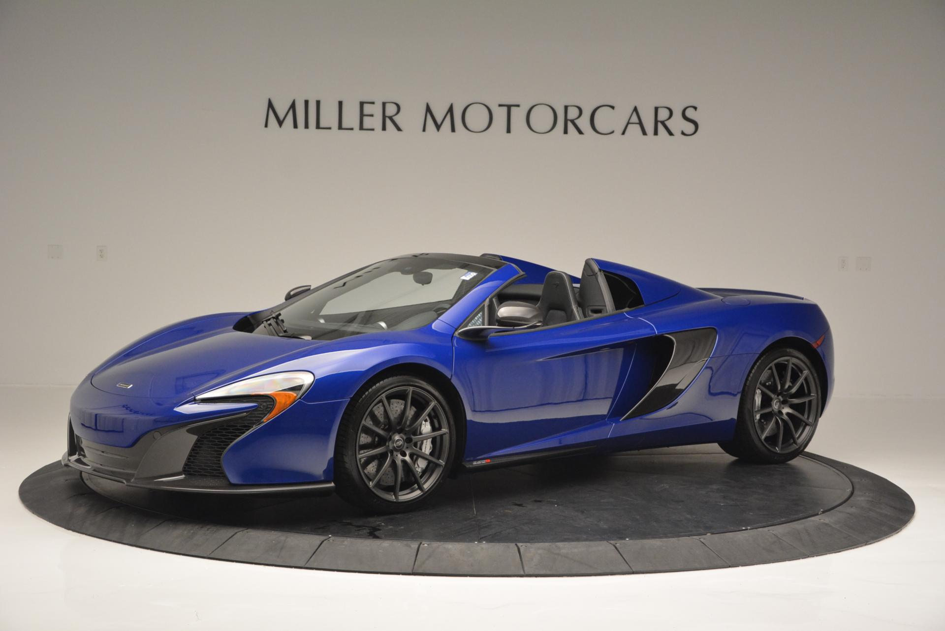 Used 2016 McLaren 650S Spider  For Sale In Greenwich, CT 65_p2