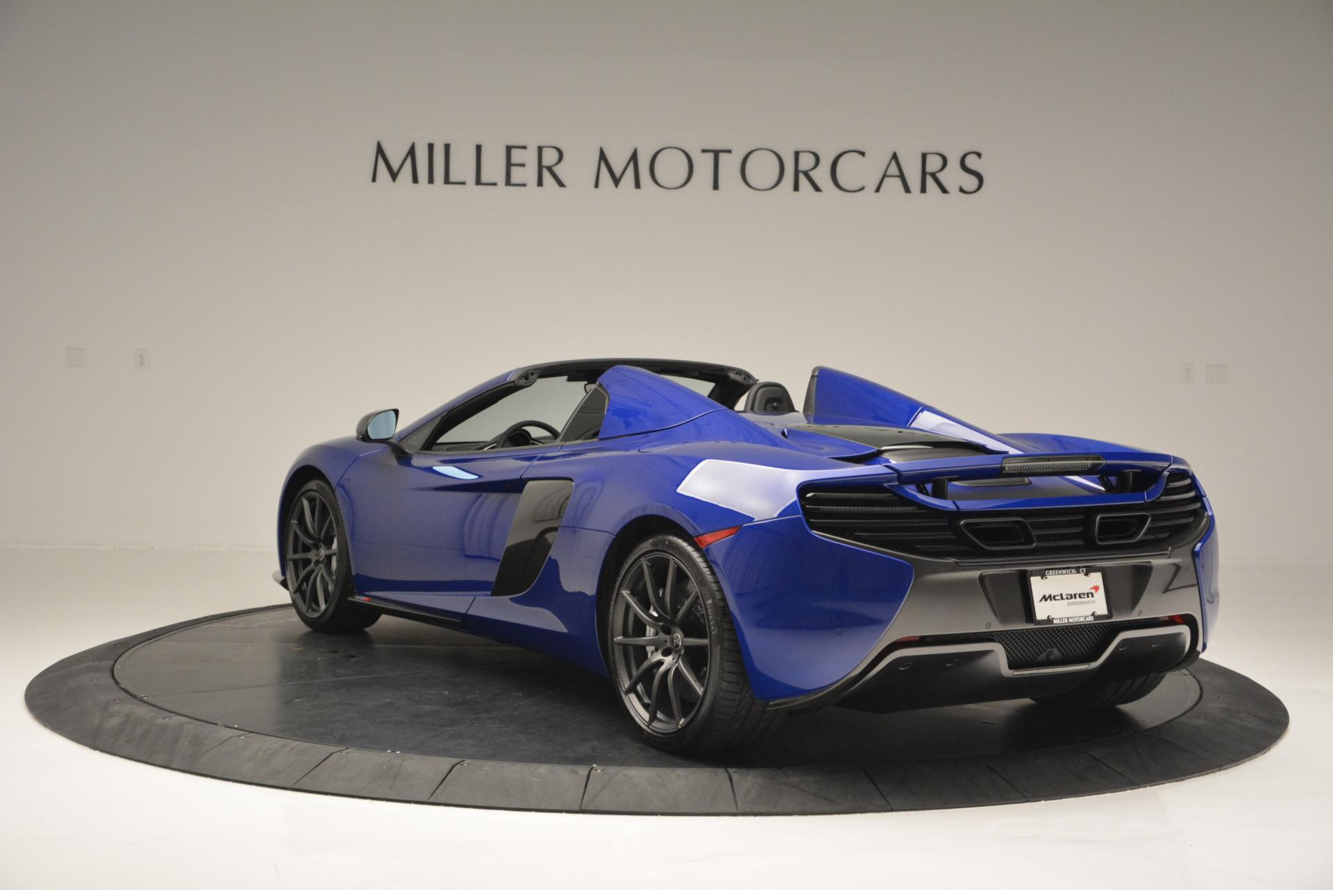 Used 2016 McLaren 650S Spider  For Sale In Greenwich, CT 65_p5