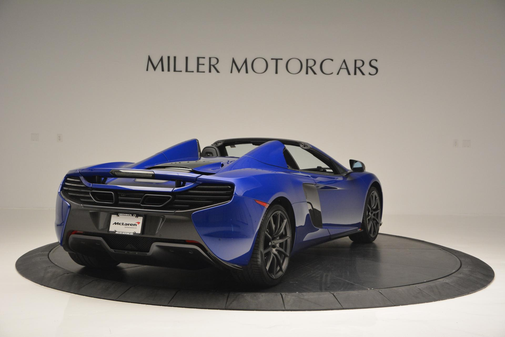 Used 2016 McLaren 650S Spider  For Sale In Greenwich, CT 65_p7