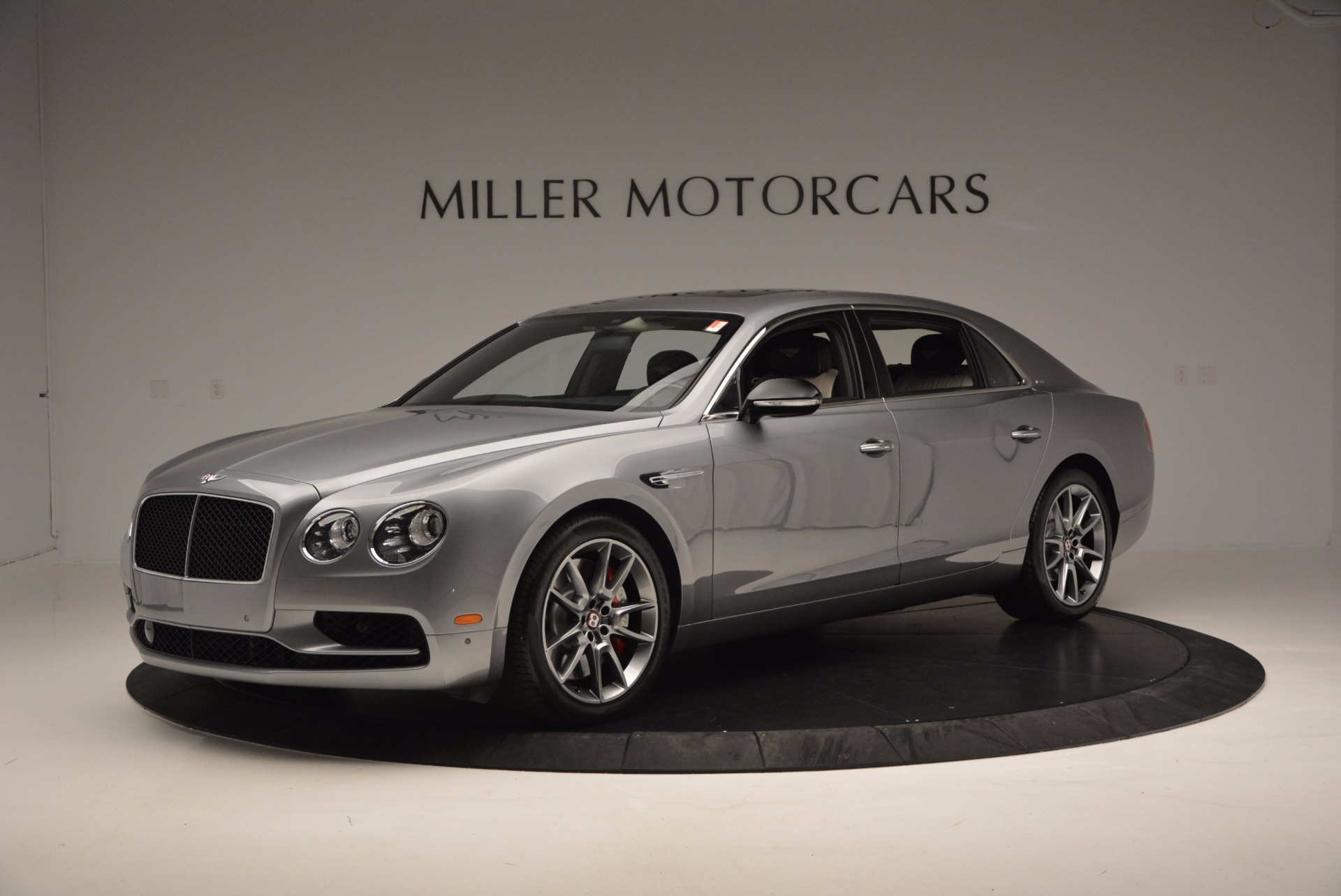 New 2017 Bentley Flying Spur V8 S  For Sale In Greenwich, CT 651_p3