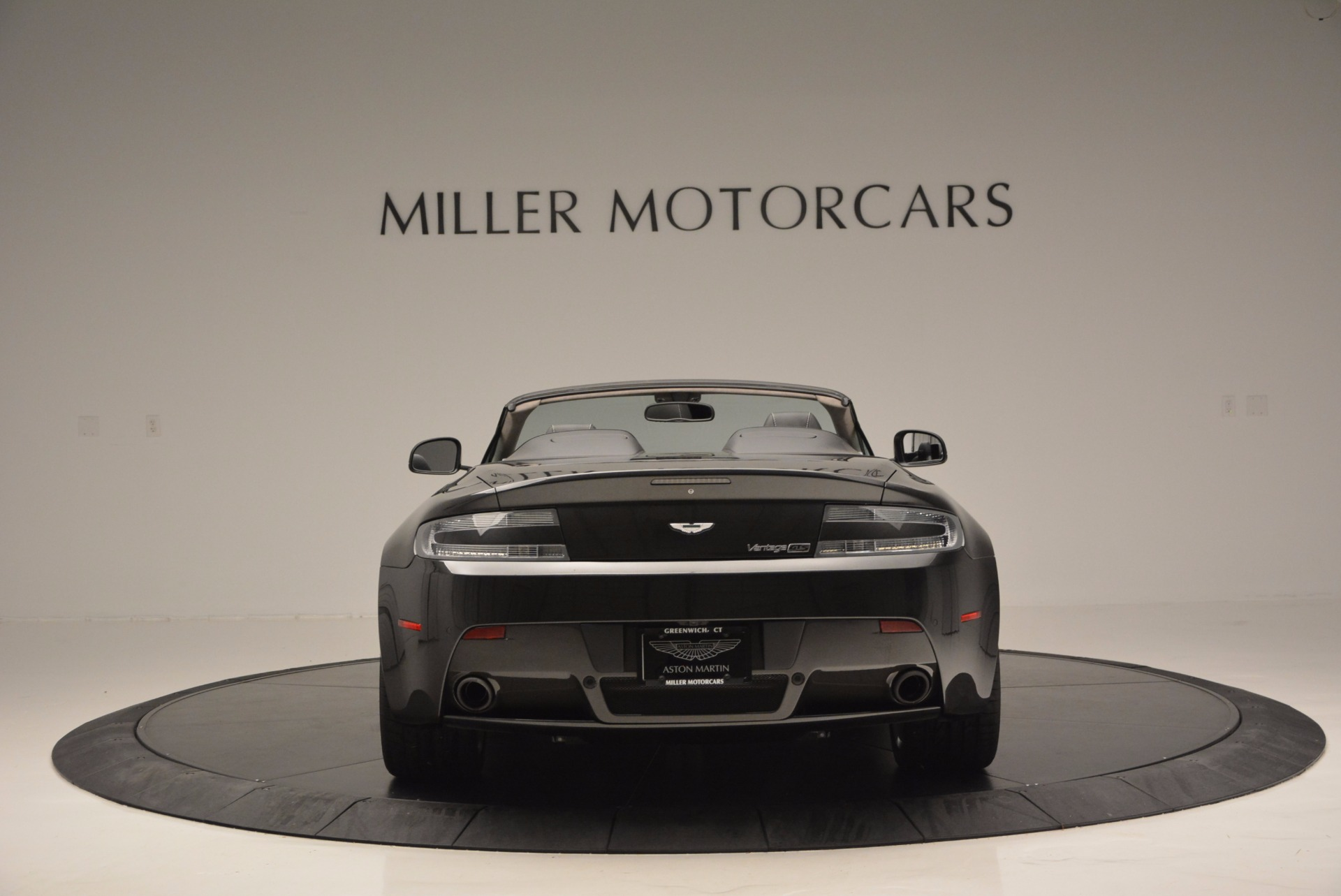 Used 2016 Aston Martin V8 Vantage S Roadster For Sale In Greenwich, CT 652_p12