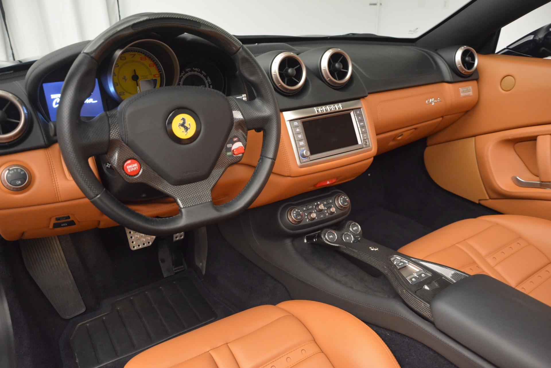 Used 2010 Ferrari California  For Sale In Greenwich, CT 659_p25