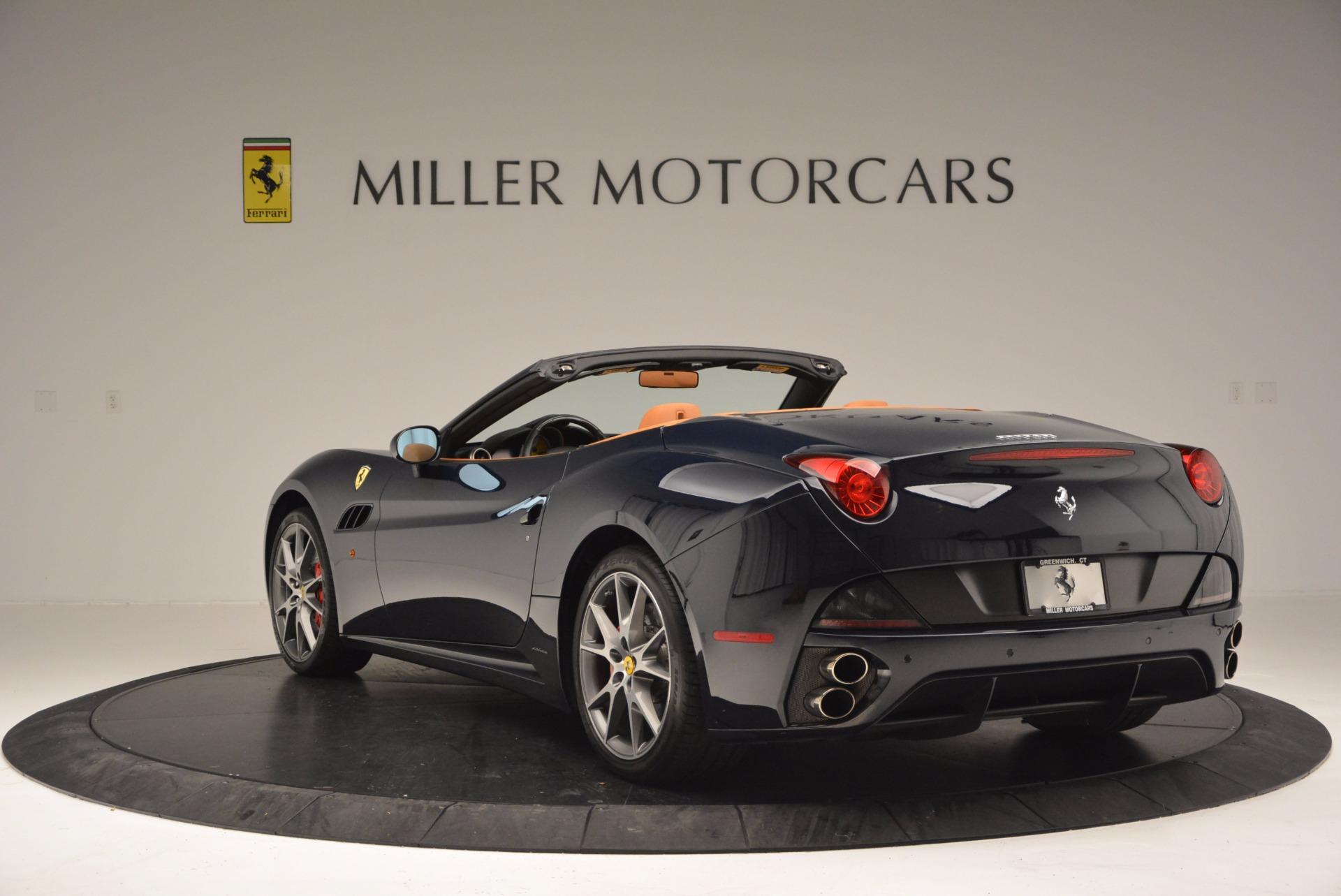 Used 2010 Ferrari California  For Sale In Greenwich, CT 659_p5