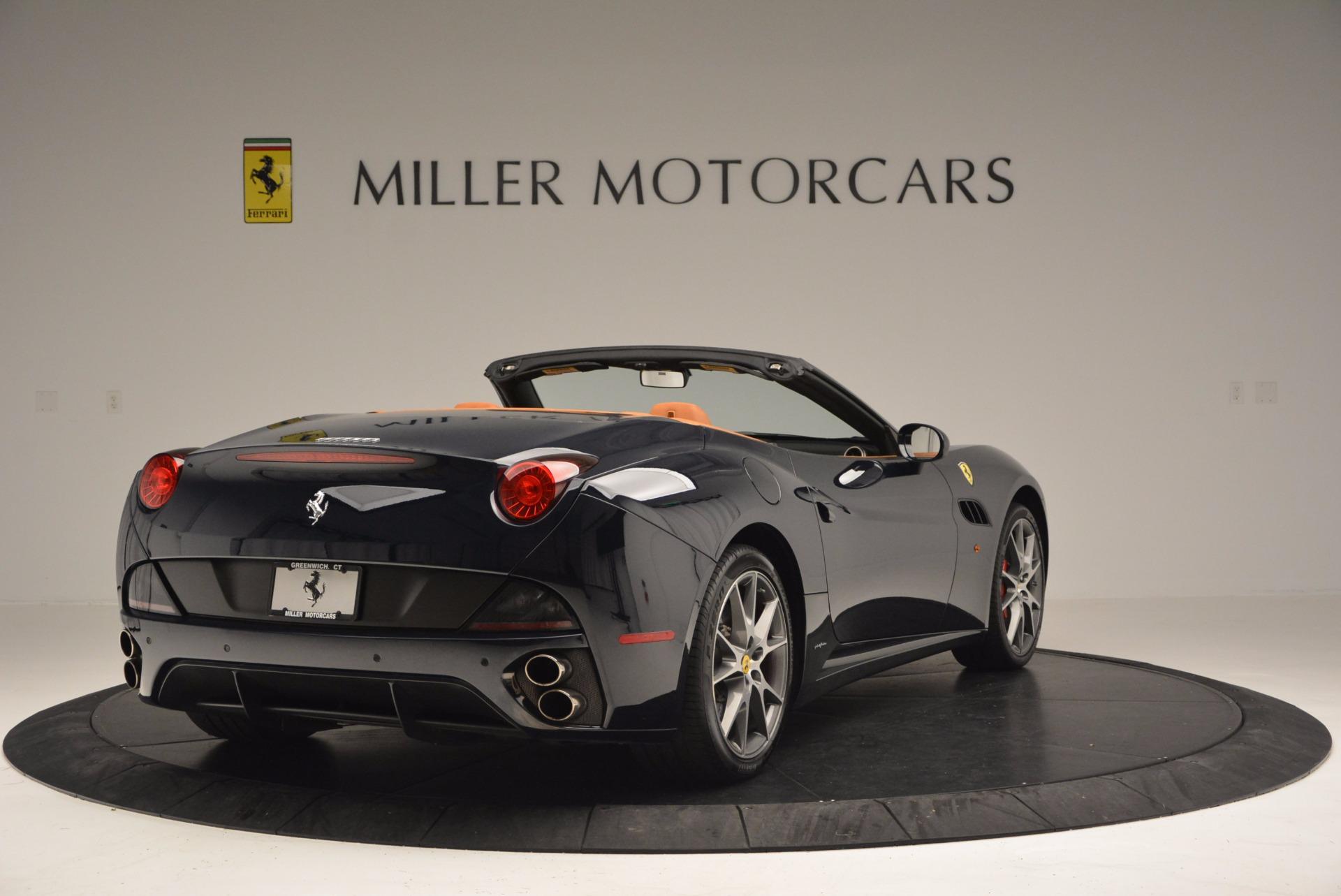 Used 2010 Ferrari California  For Sale In Greenwich, CT 659_p7