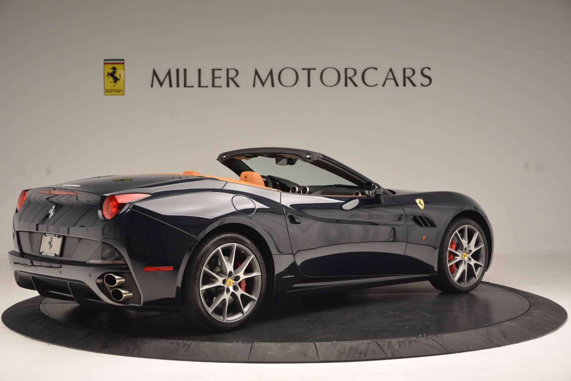 Used 2010 Ferrari California  For Sale In Greenwich, CT 659_p8